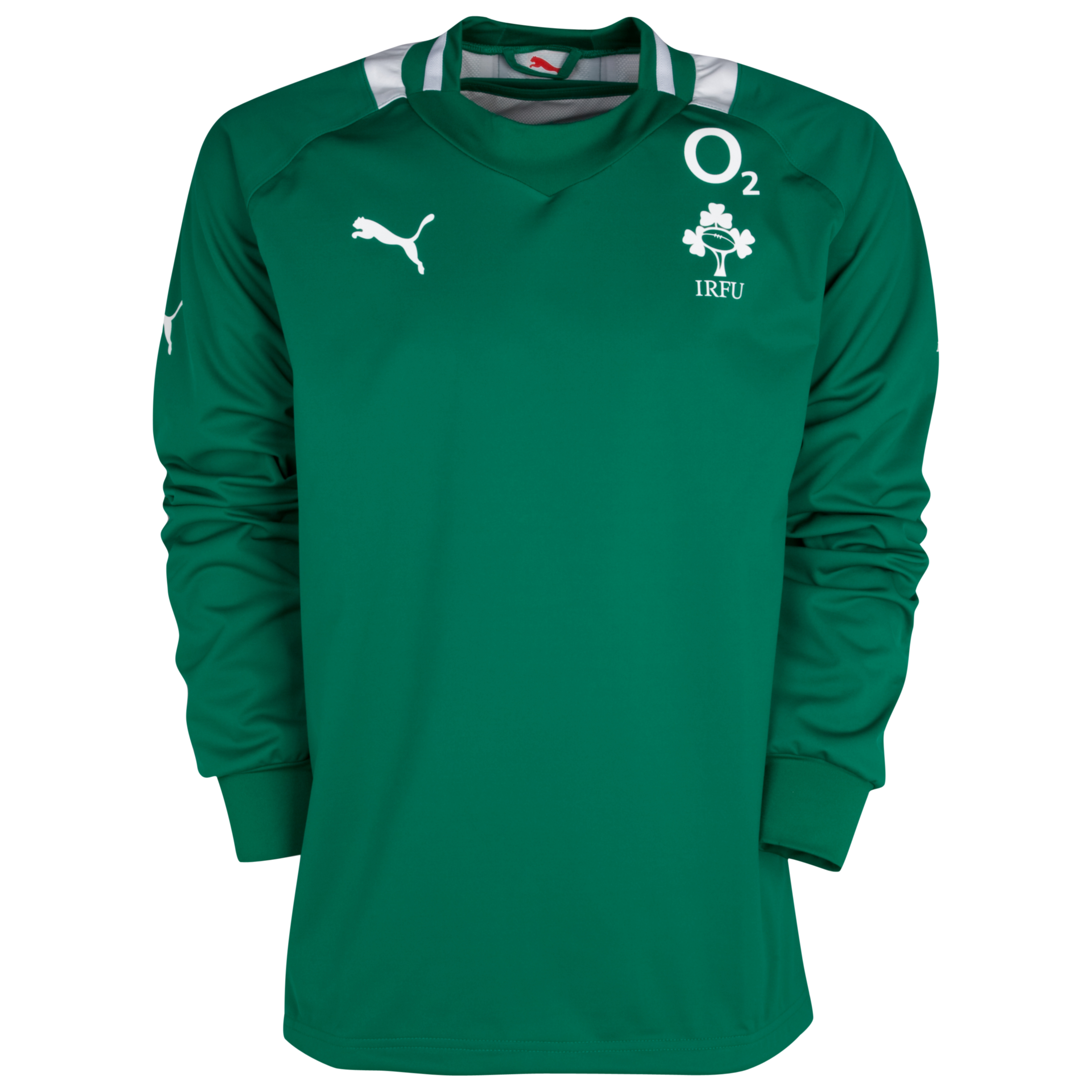 Ireland Rugby Anthem Top - Power Green/White. for 40€