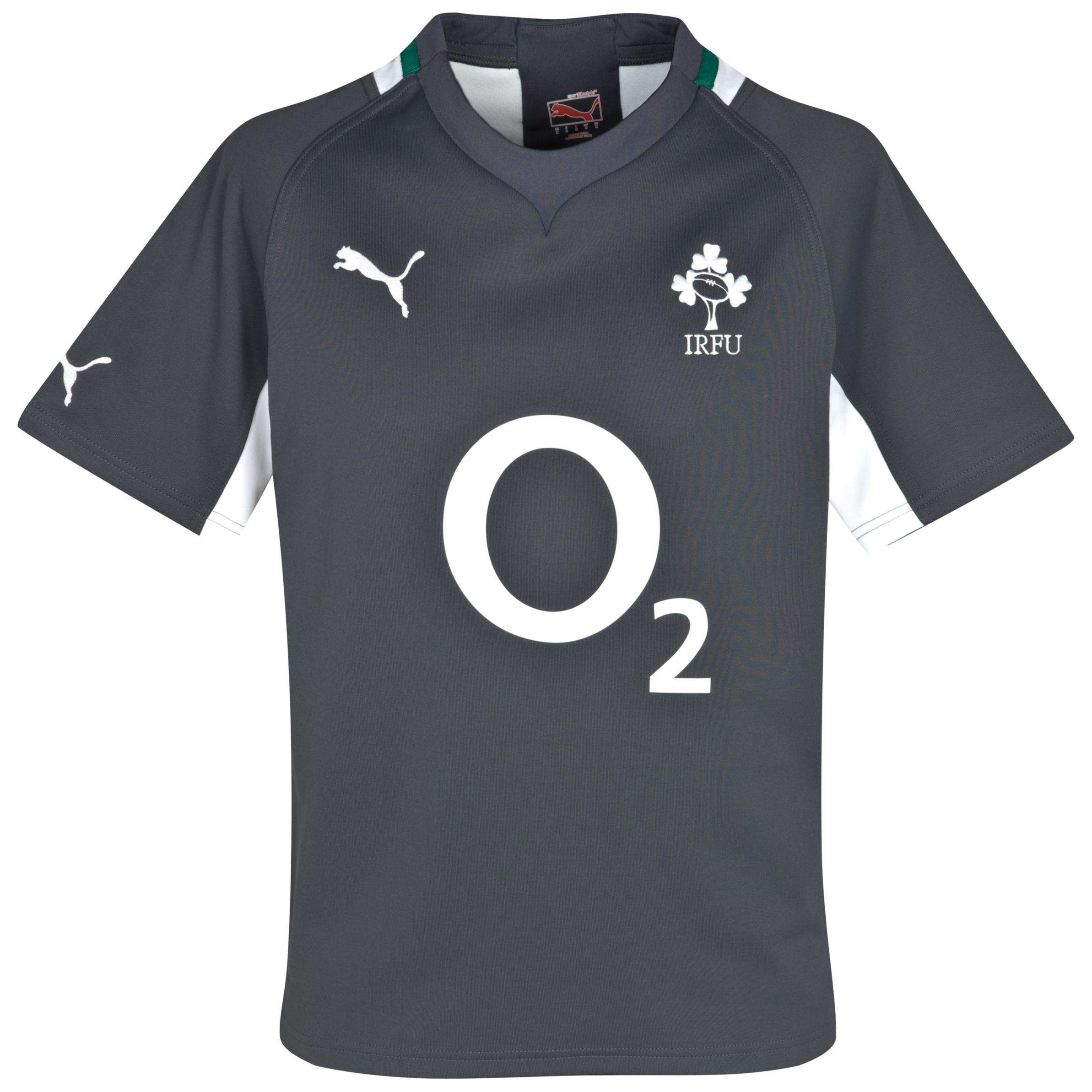 Ireland Rugby Training Jersey - Ebony/White. for 40€