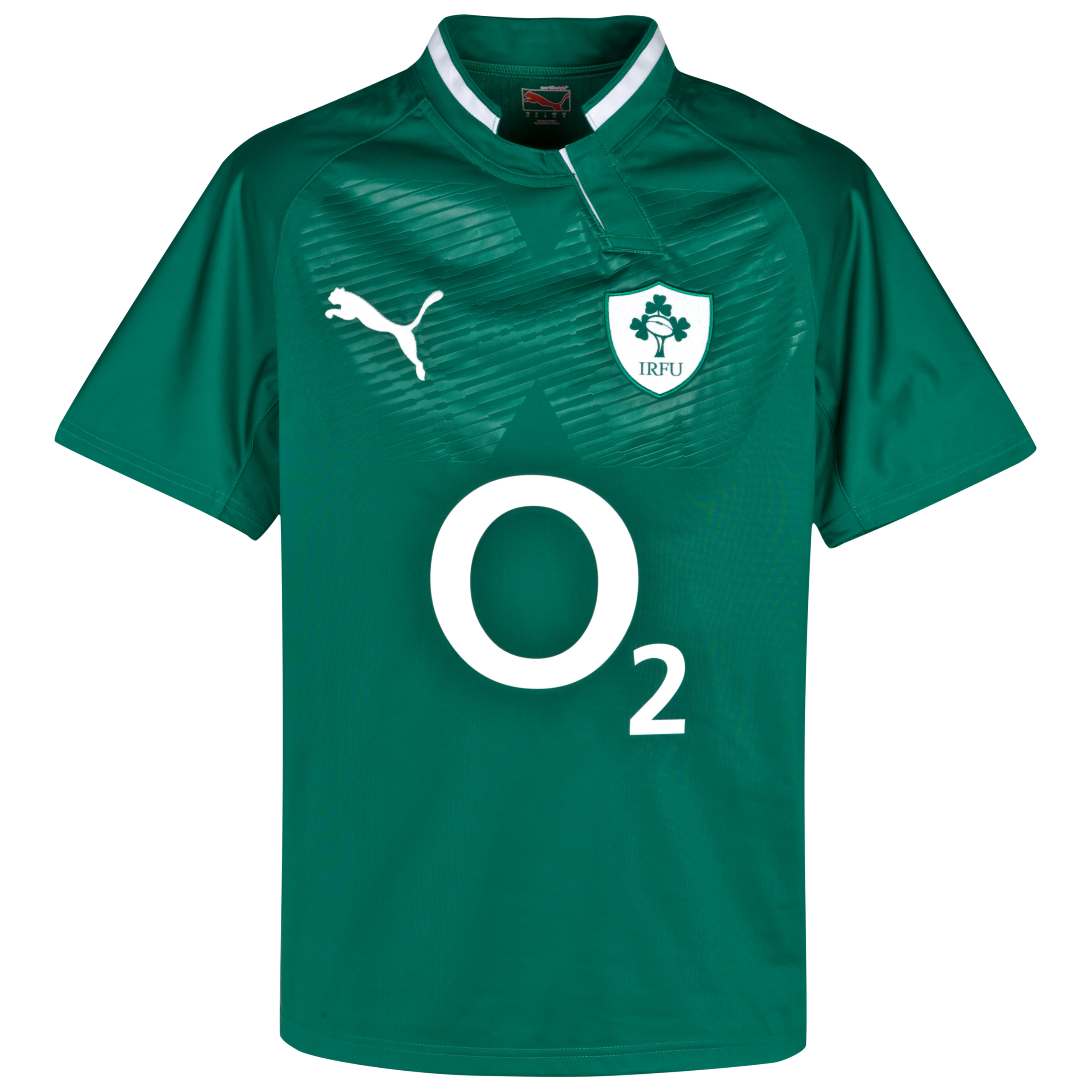Ireland Rugby Home Shirt 2011/13 - Kids