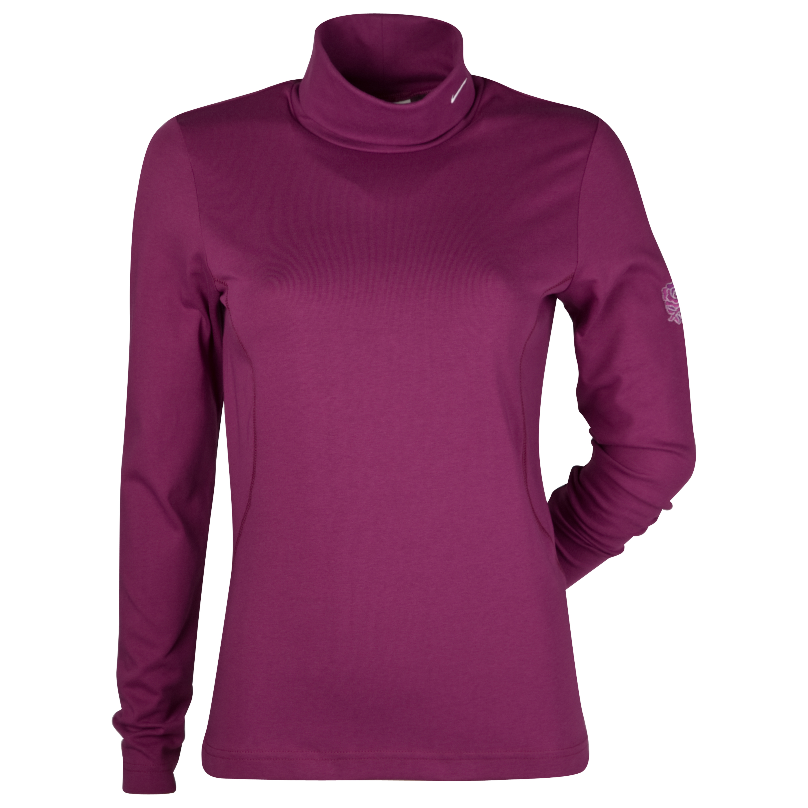 England Rugby Nike Golf Dri-fit Turtle Neck Jersey - Womens. for 25€