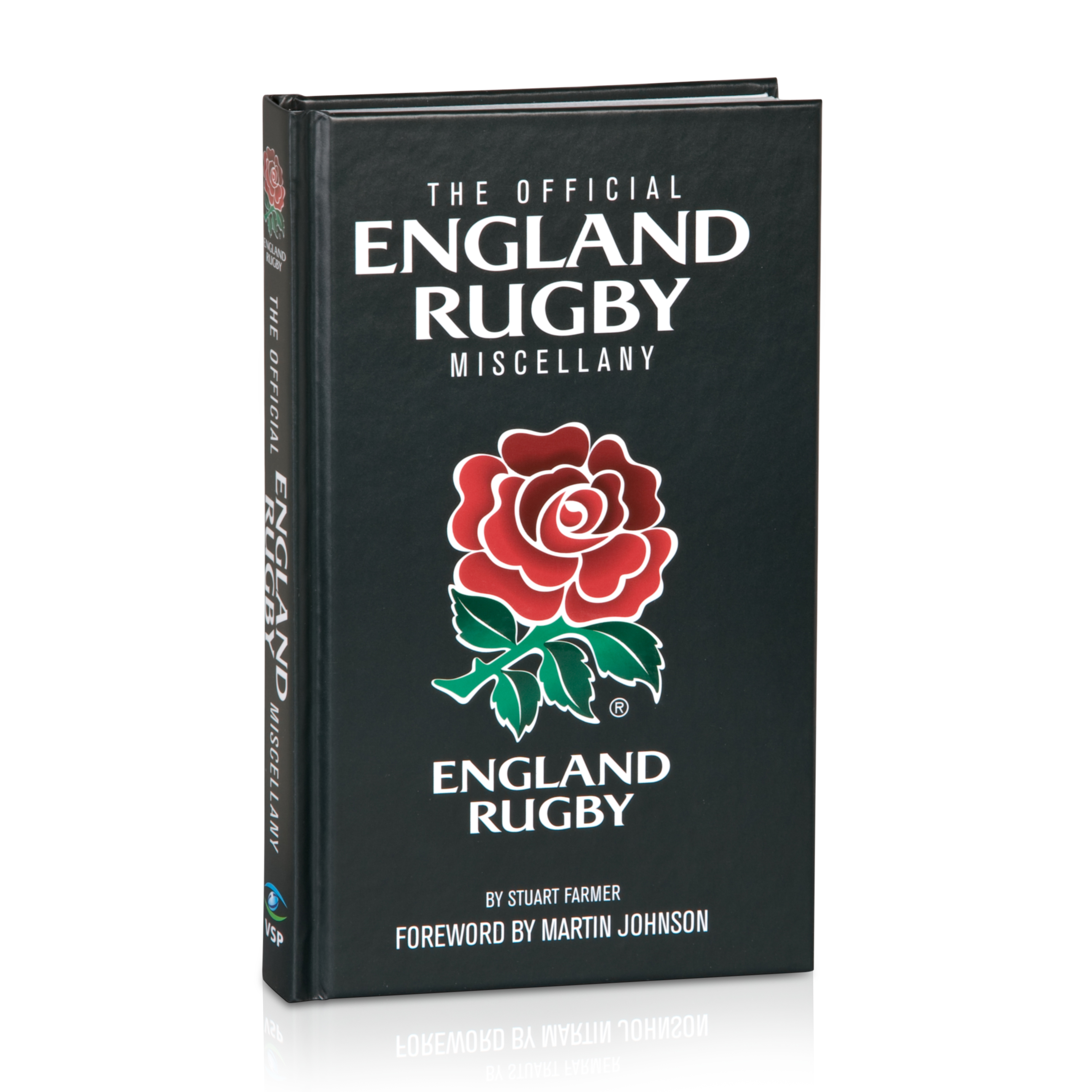 England The Official Rugby Miscellany - Brand New Edition