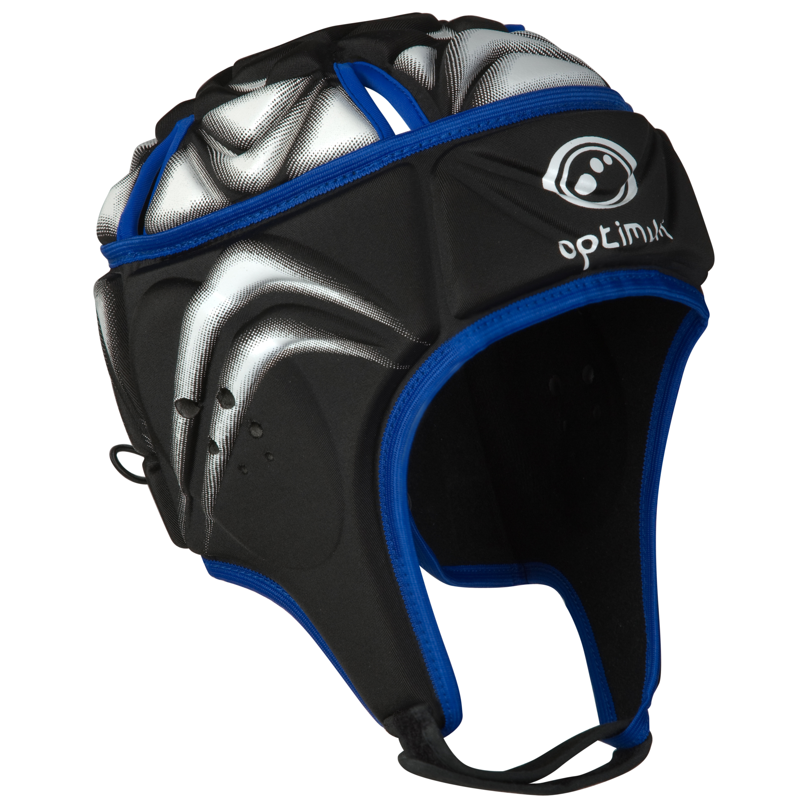 Optimum Blitz Extreme Headguard - Black/Blue