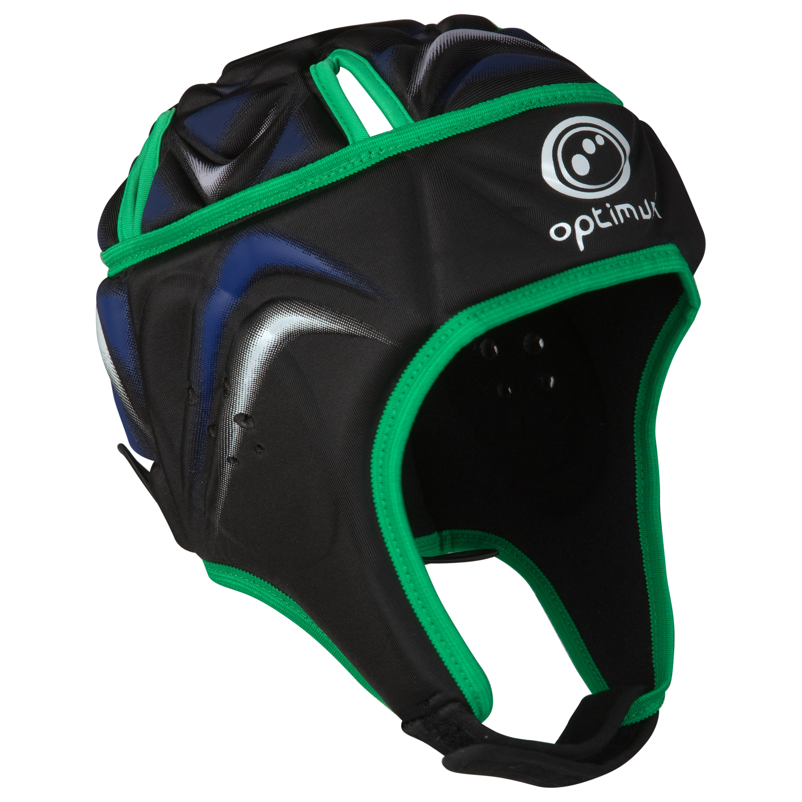 Optimum Blitz Extreme Rift Headguard - Green/Blue