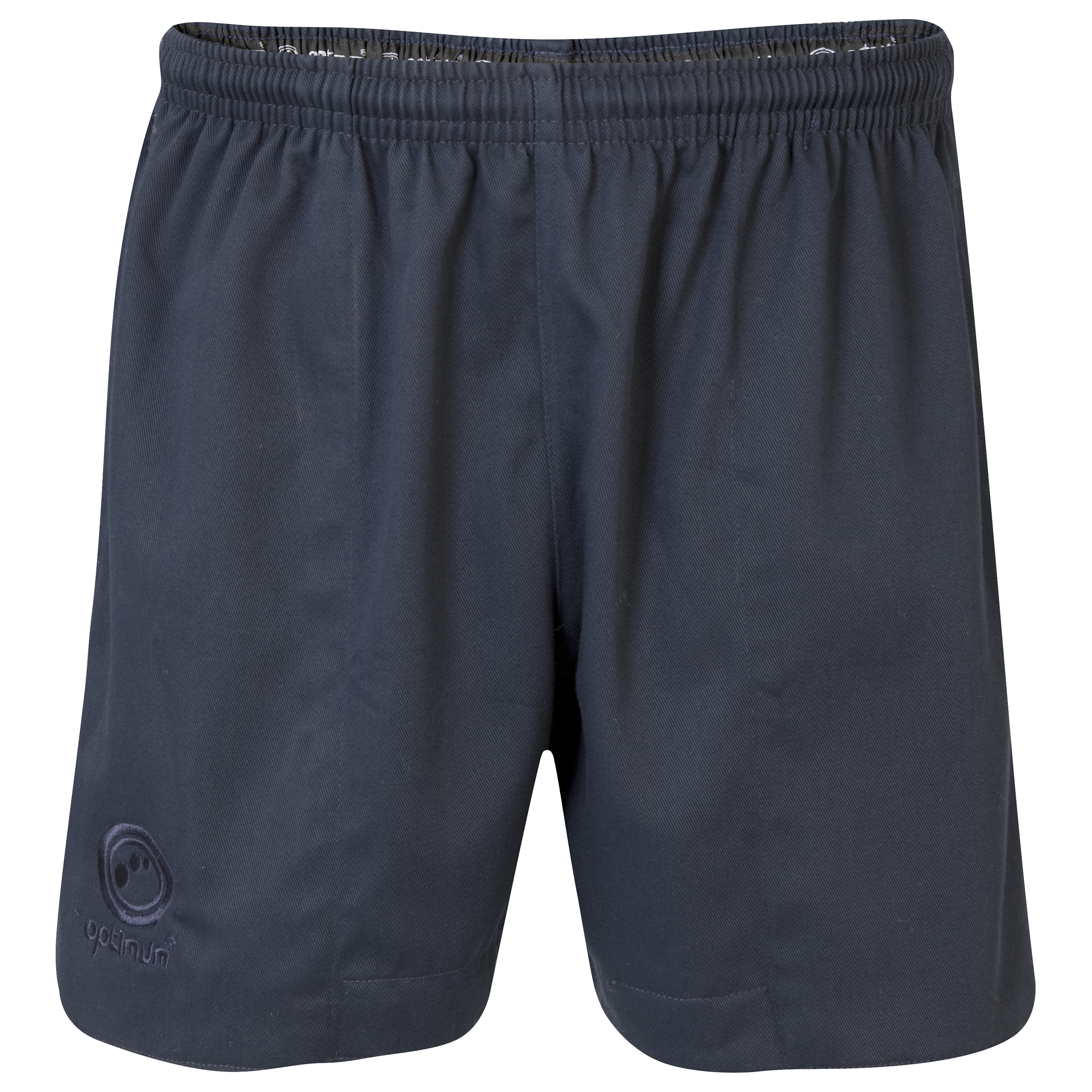 Optimum Auckland Rugby Shorts - Navy/Orange - Kids