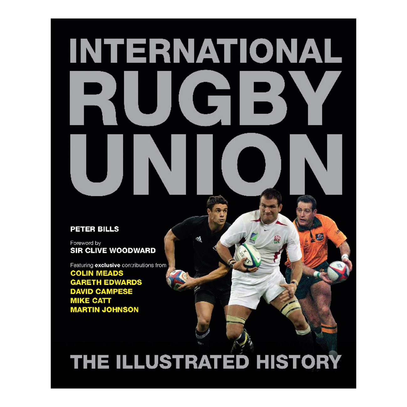 . International Rugby Union - The Illustrated History