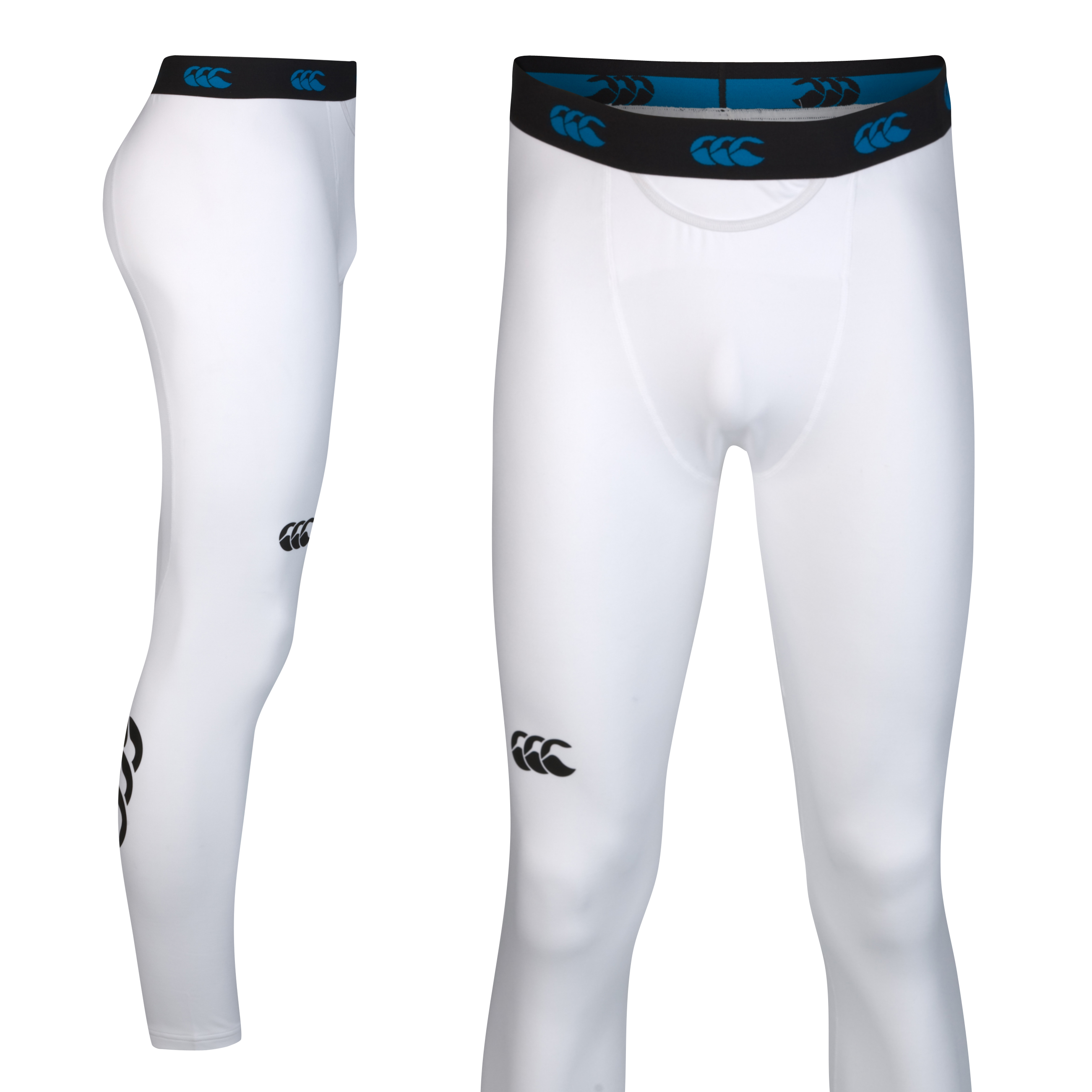 Canterbury Cold Baselayer Leggings - White