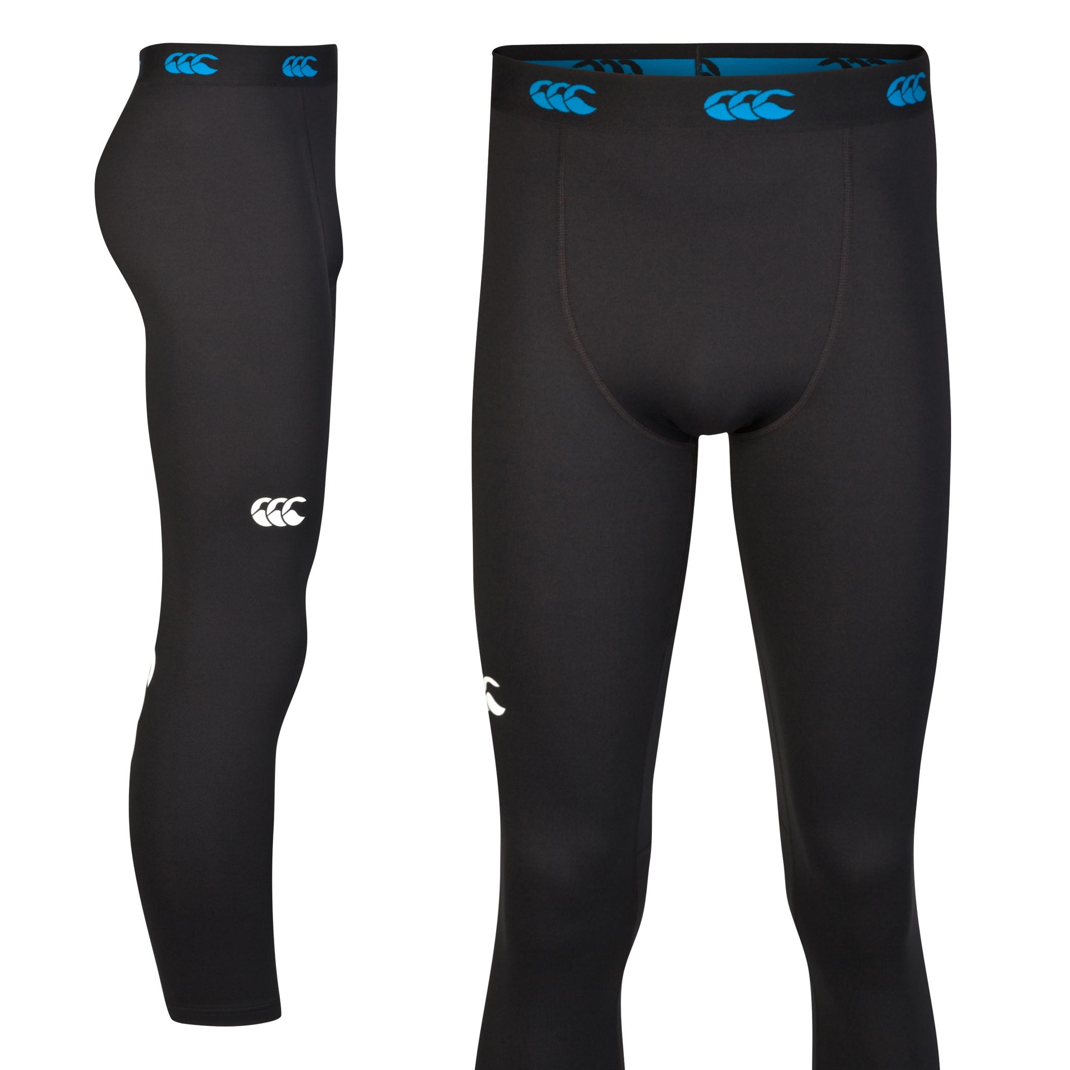Canterbury Cold Leggings - Black