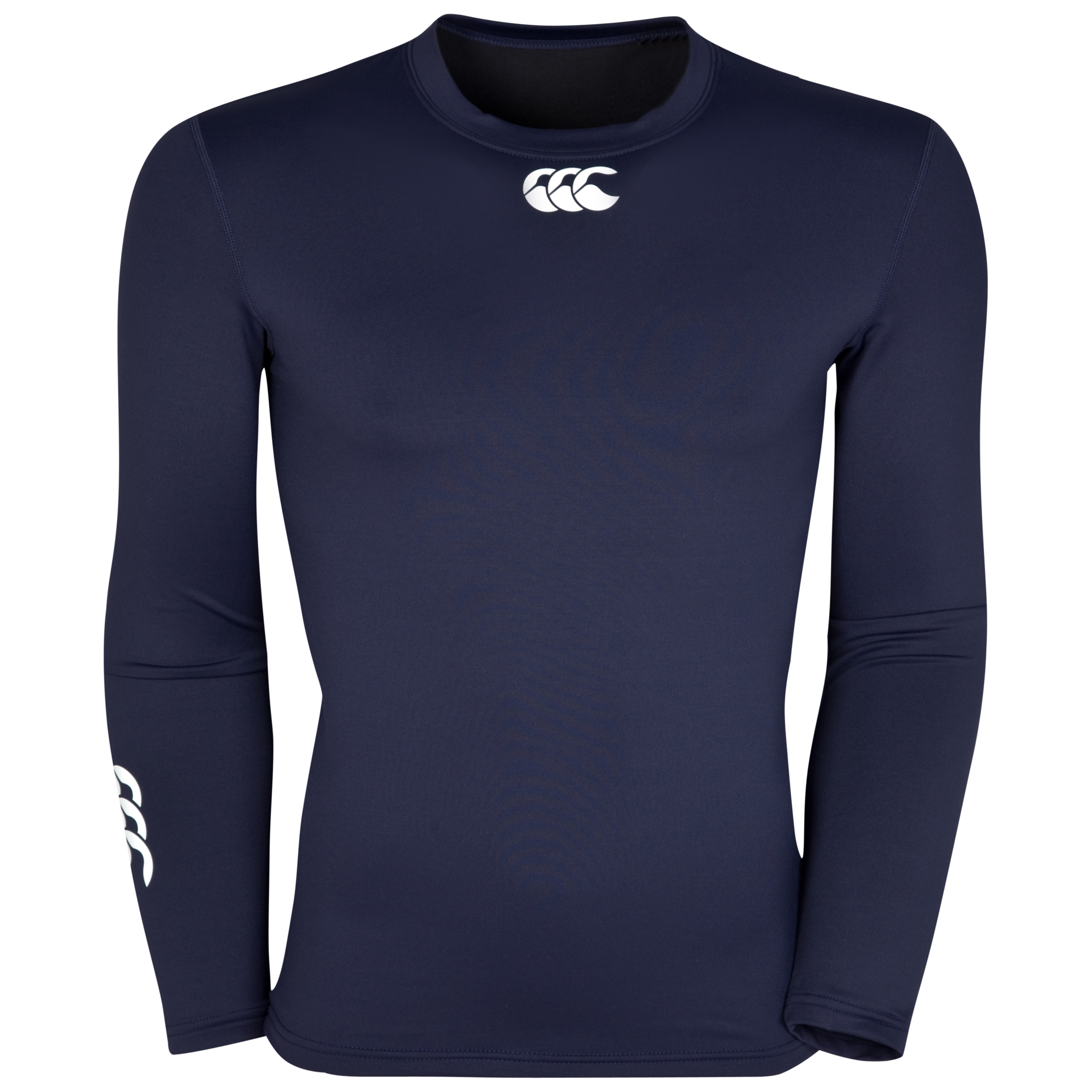 Canterbury Cold Long Sleeve Baselayer Top - Kids - Navy