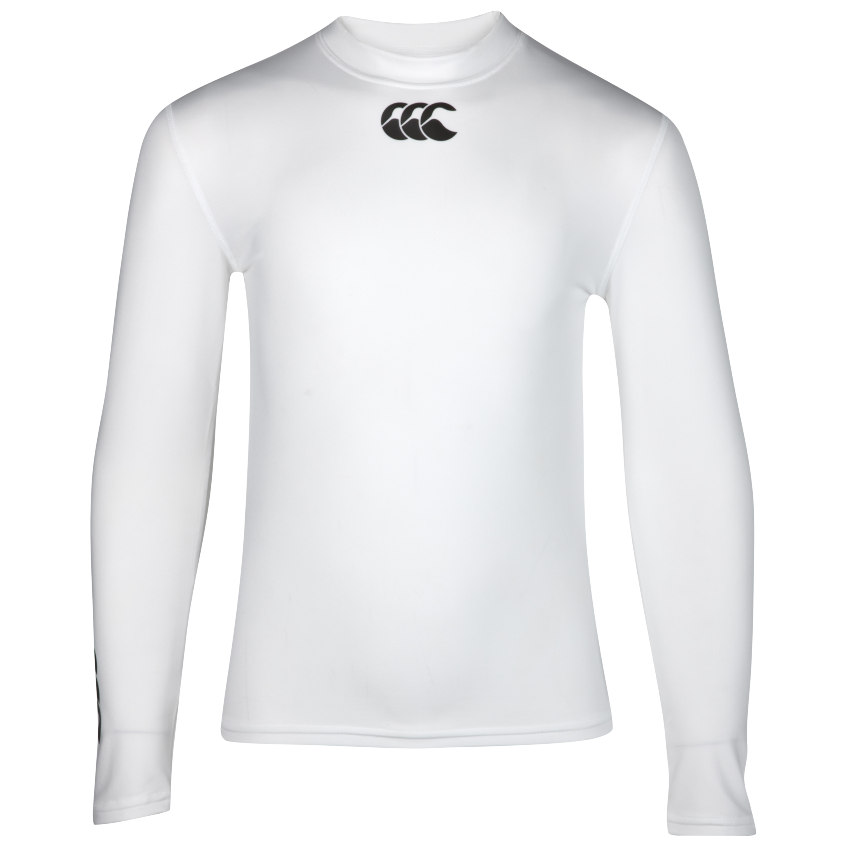 Canterbury Hot Long Sleeve Baselayer Top - Kids - White