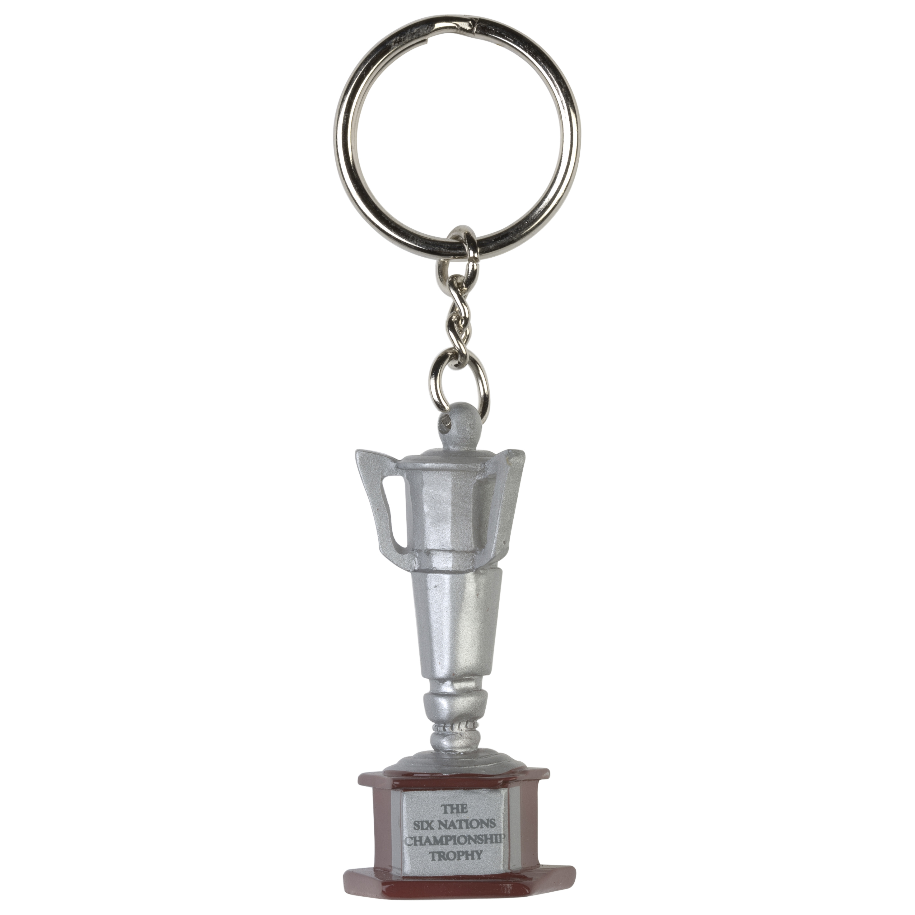 RBS 6 Nations Championship Trophy Keyring