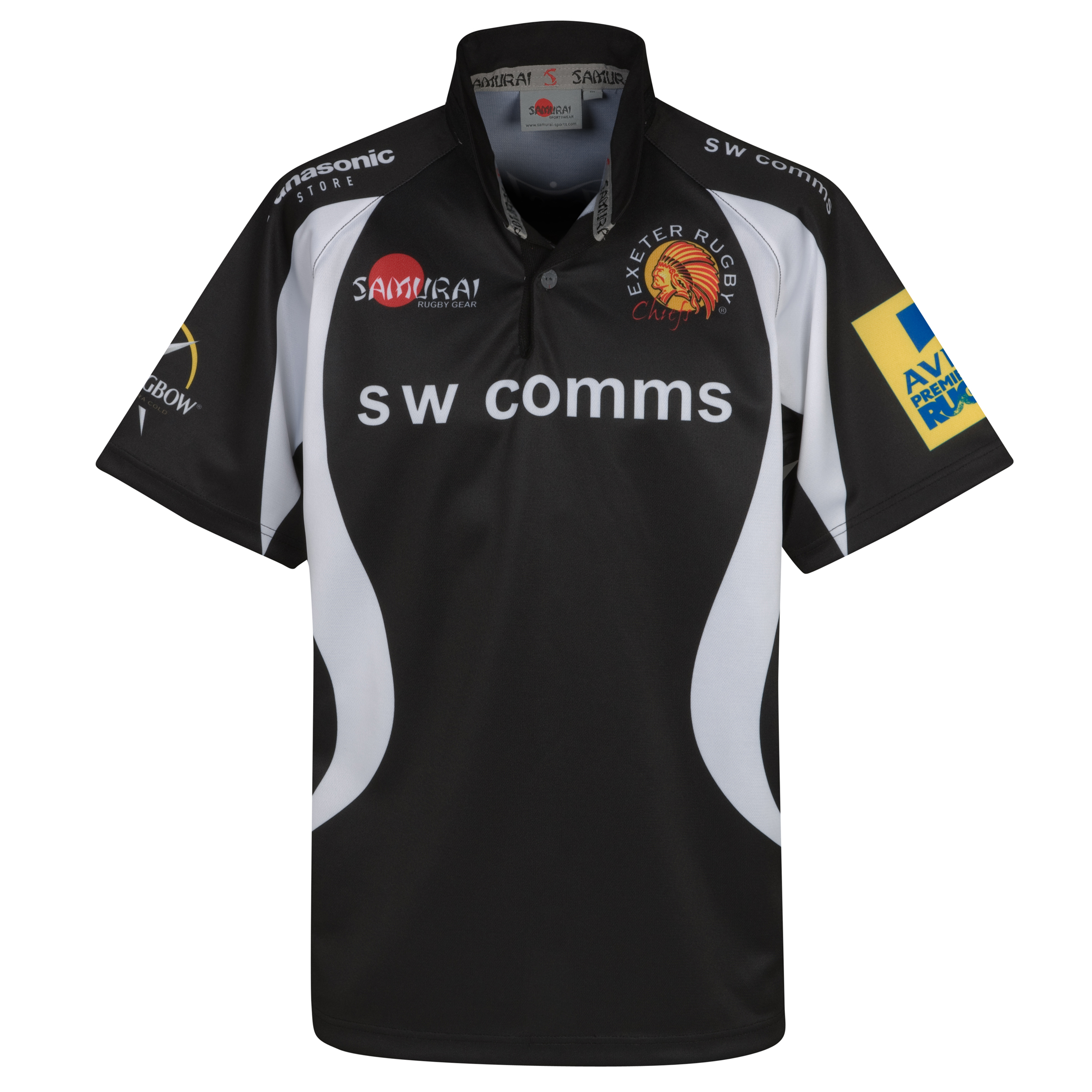 Exeter Chiefs Home 2011/13  Rugby Shirt