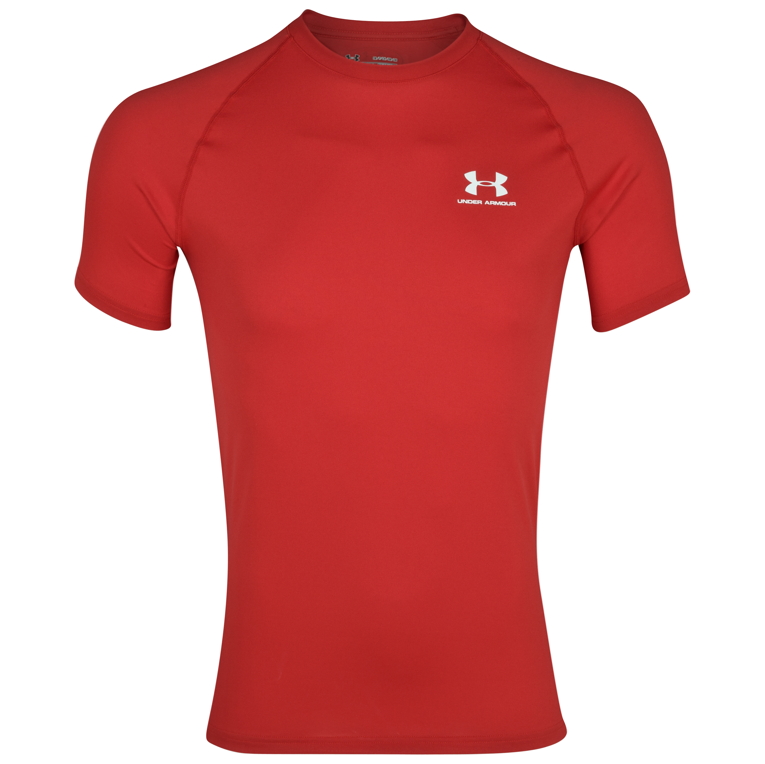 Under Armour Tech T-Shirt - Red/White
