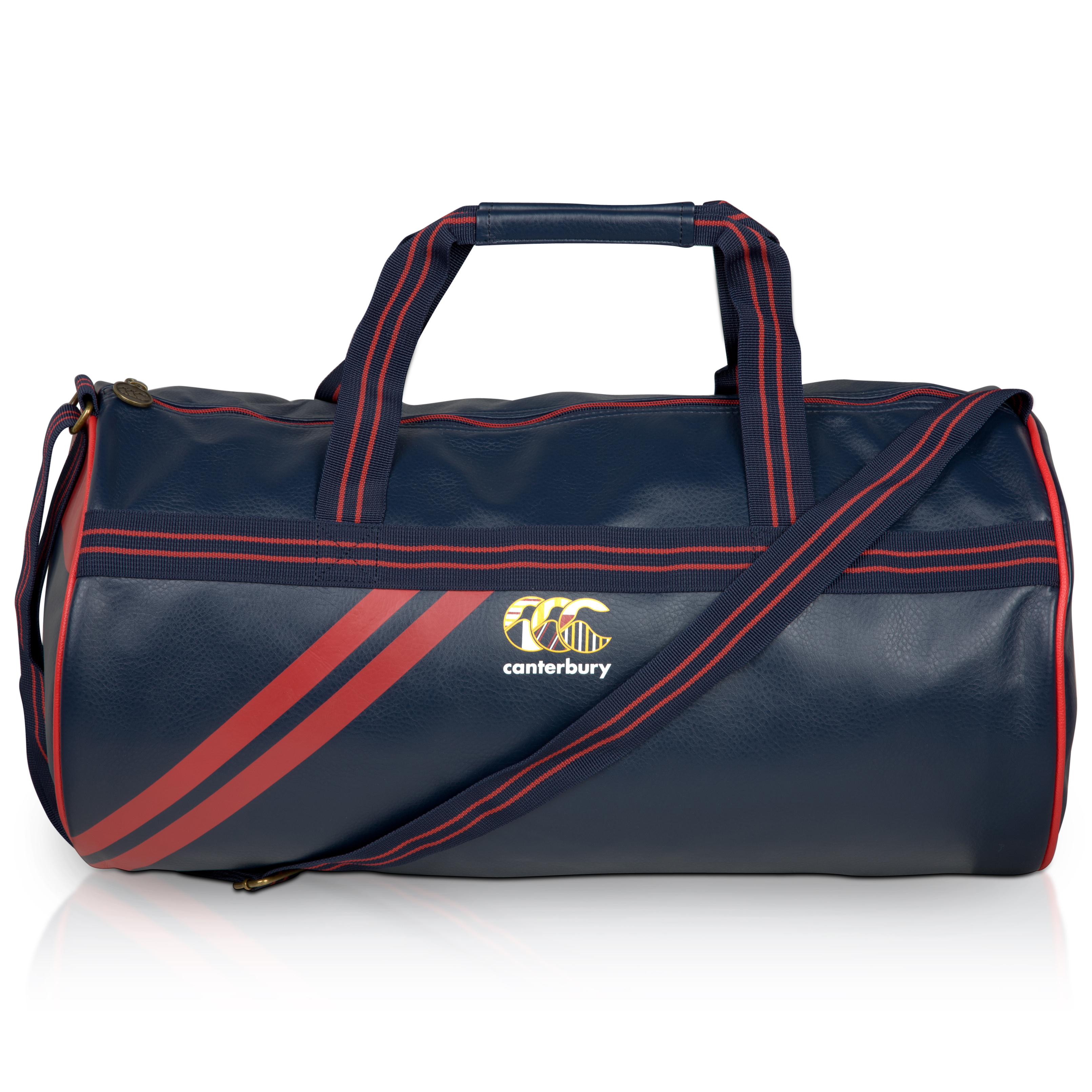 Canterbury Uglies Barrel Bag - Navy/Flag Red/Gold. for 30€