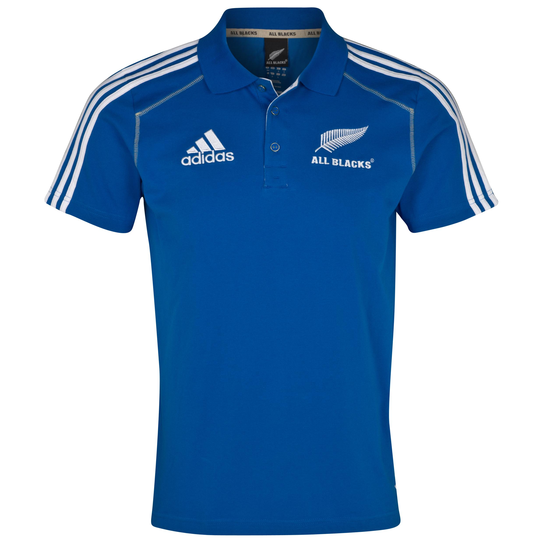 All Blacks Polo - Prime Blue S12/White. for 25€