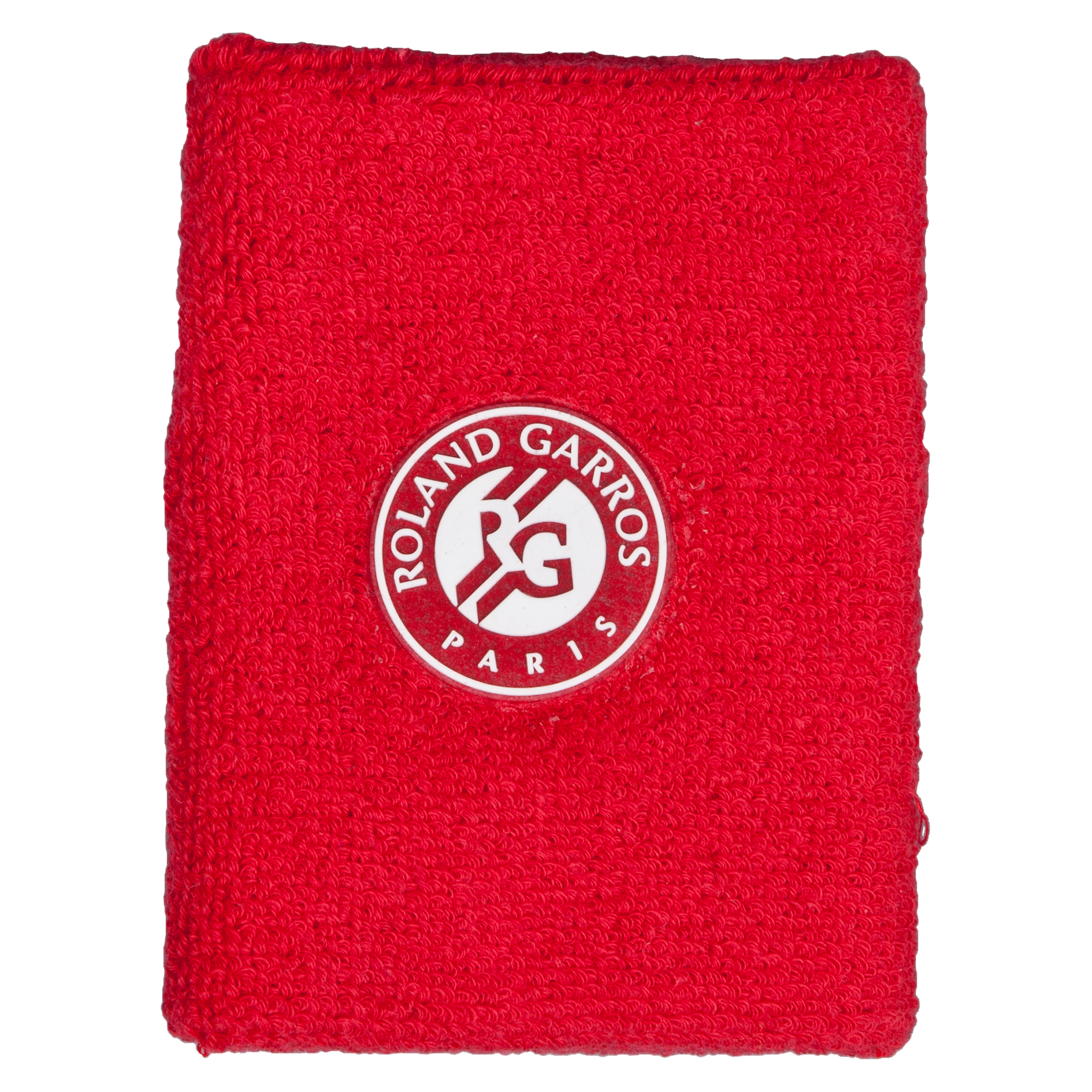 Roland-Garros Single Wristband - Red