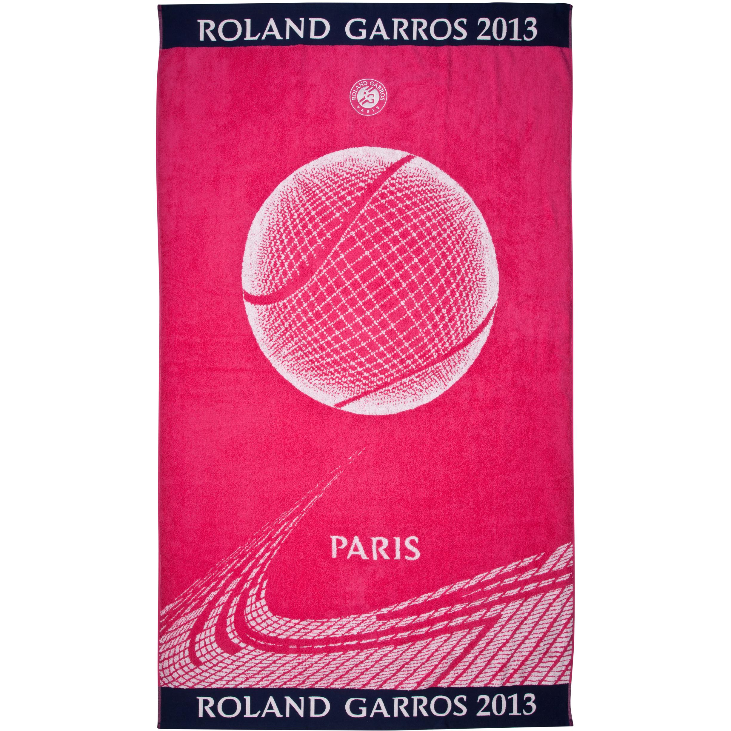 Roland-Garros Women's Large Championship Towel 2013