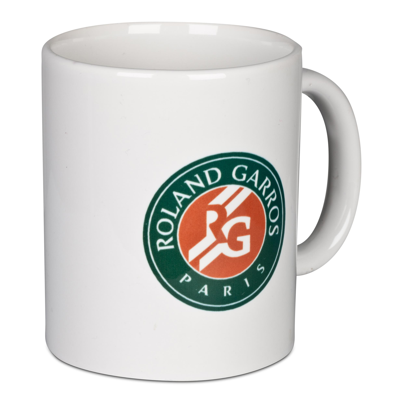 Roland-Garros Logo Mug