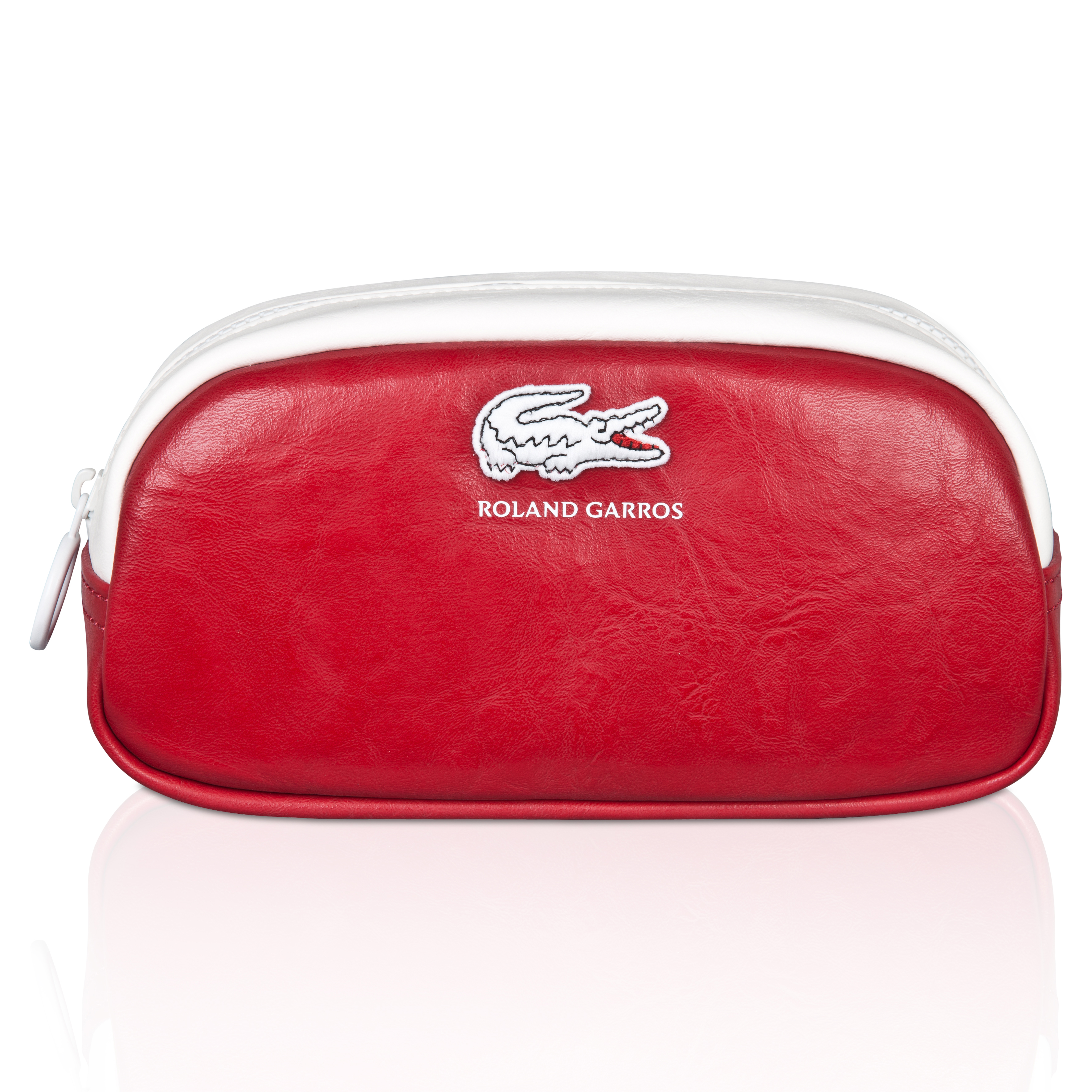 Roland-Garros Toilet Bag Red
