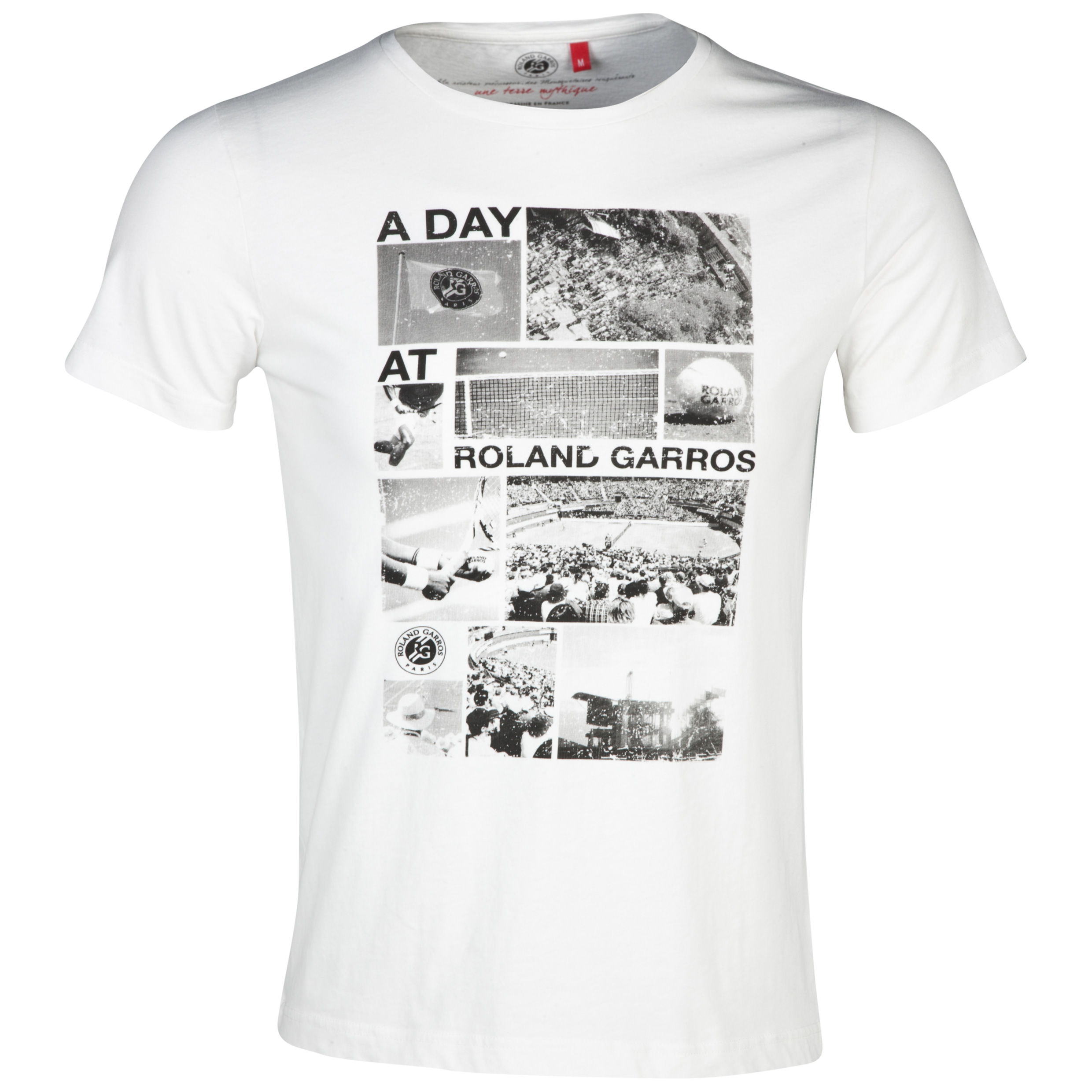 Roland-Garros Altair Photo Print T-Shirt