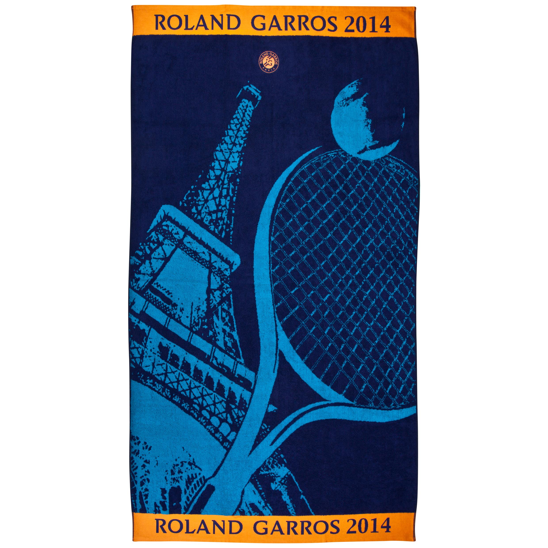 Roland-Garros Mens Large Championship Towel 2014
