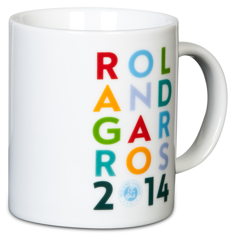 Roland-Garros Signature 2014 Mug
