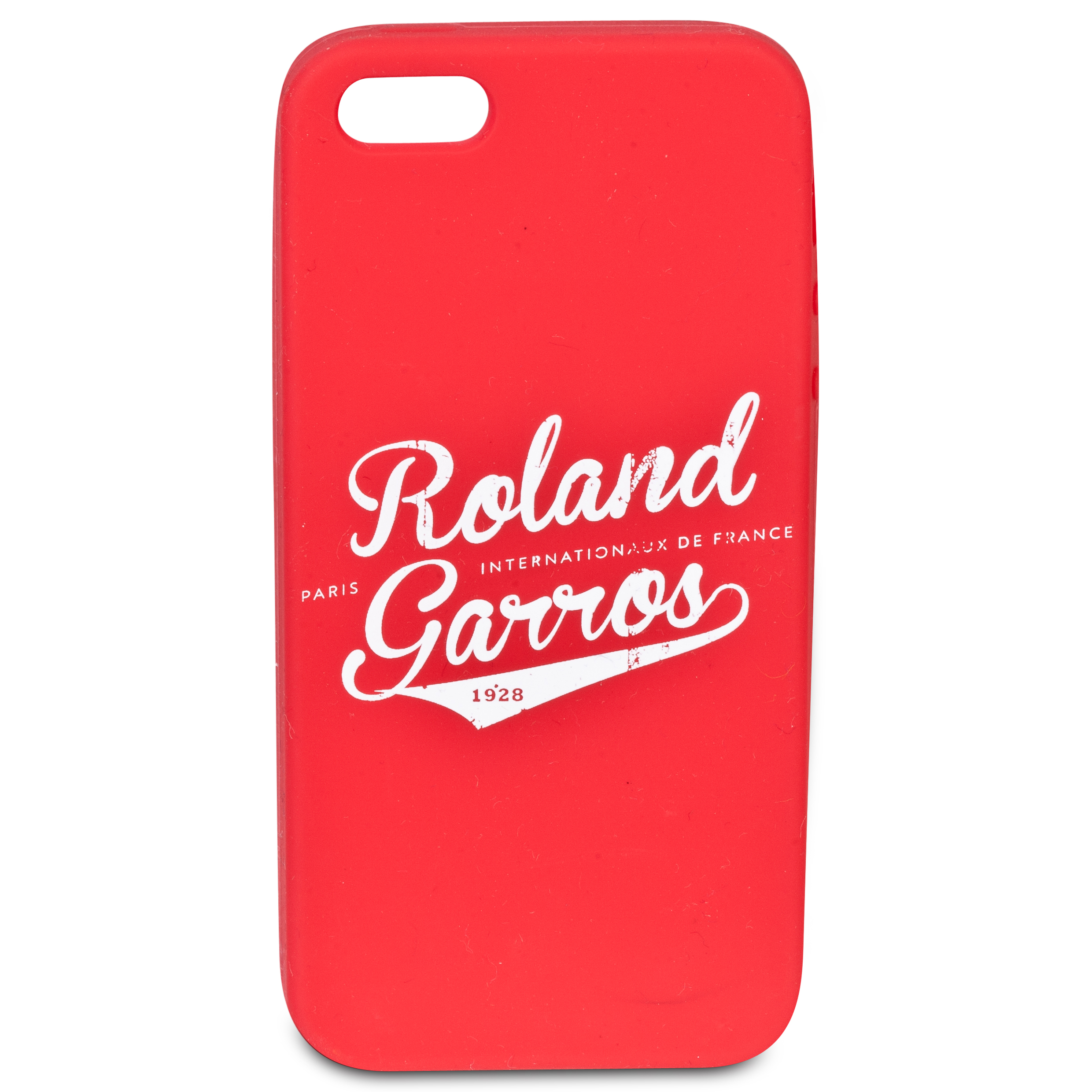 Roland-Garros Paris Iphone 5 Cover Red