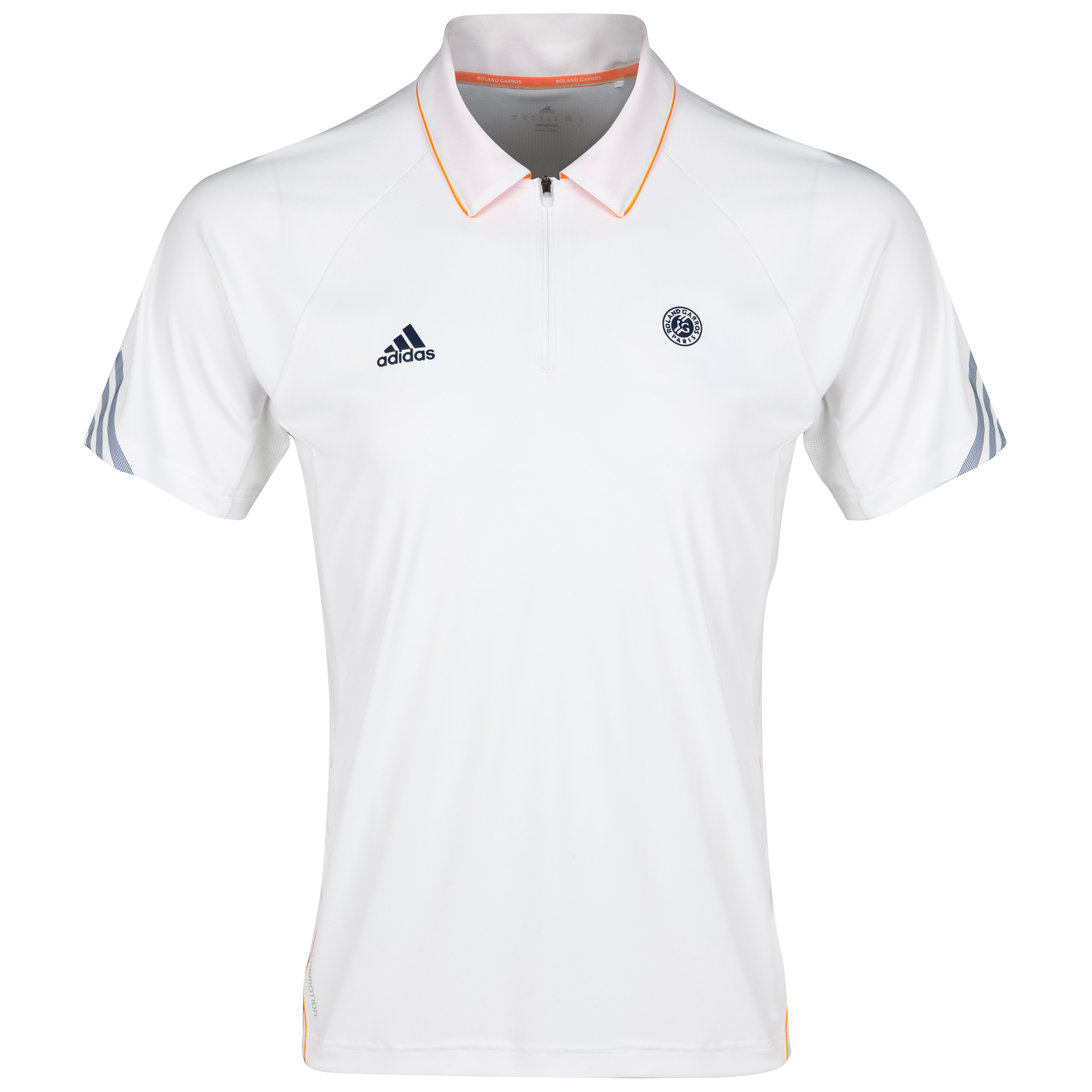 Roland-Garros Adidas on court Polo White