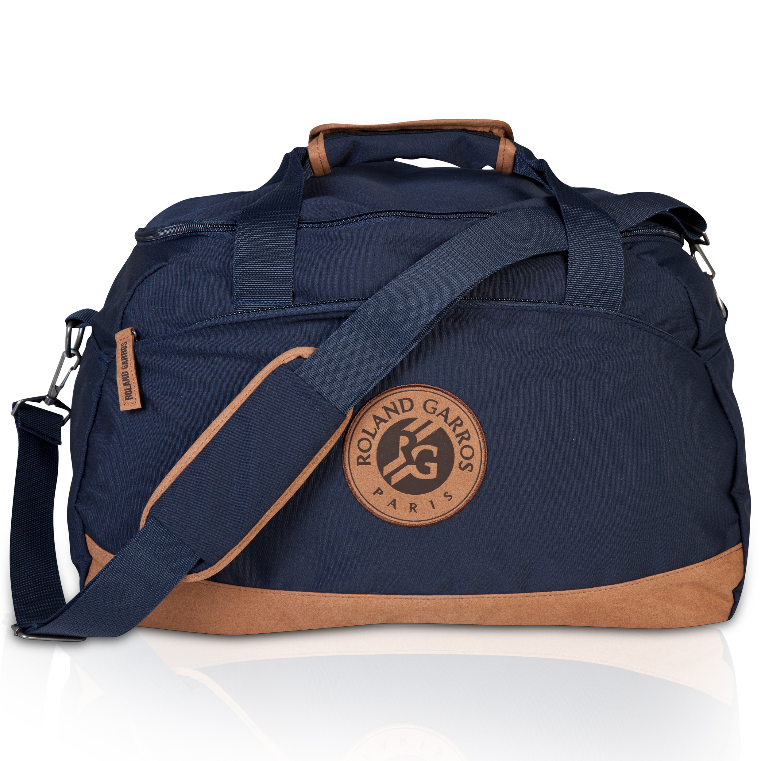 Roland-Garros Iacri Signature Weekend Bag Navy