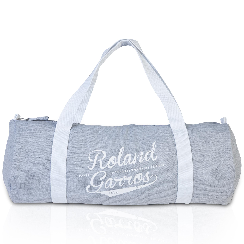 Roland-Garros Icem Duffel Bag Grey