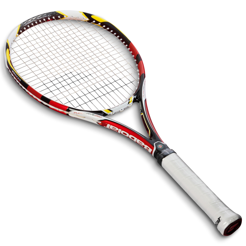 Roland-Garros Babolat Pure Drive 260 Racket Black