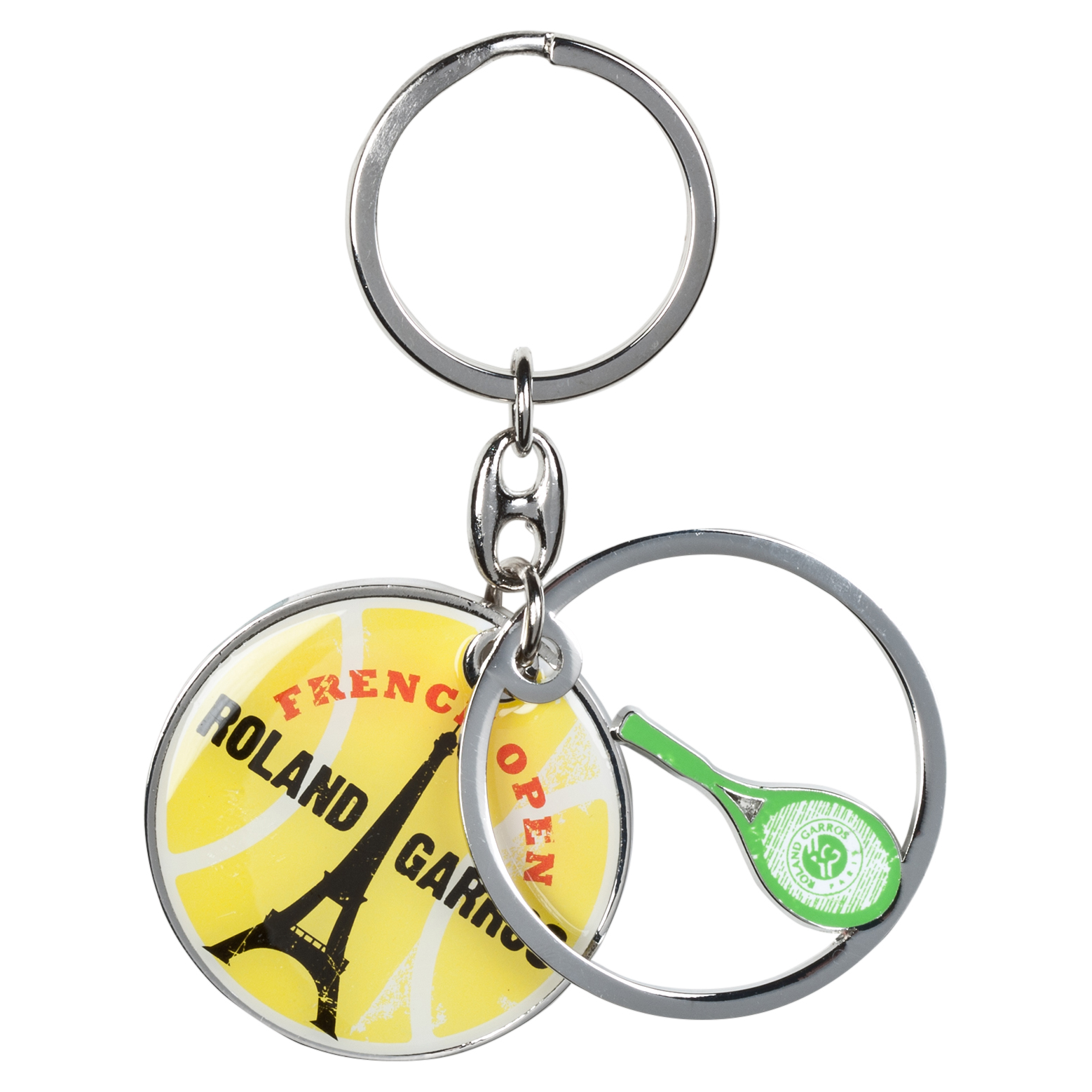 Roland-Garros French Open Keyring