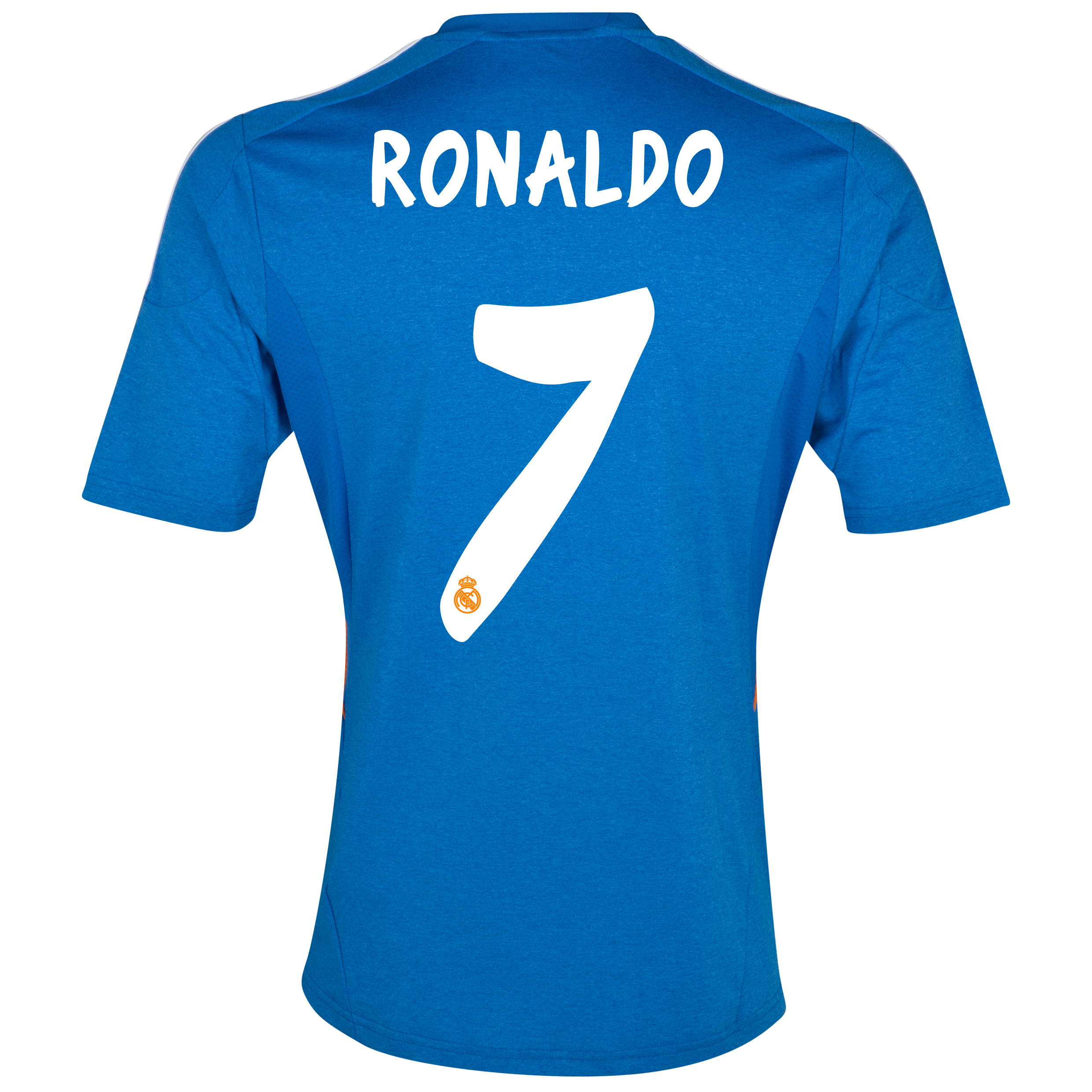 Real Madrid Away Shirt 2013/14 with Ronaldo 7 printing