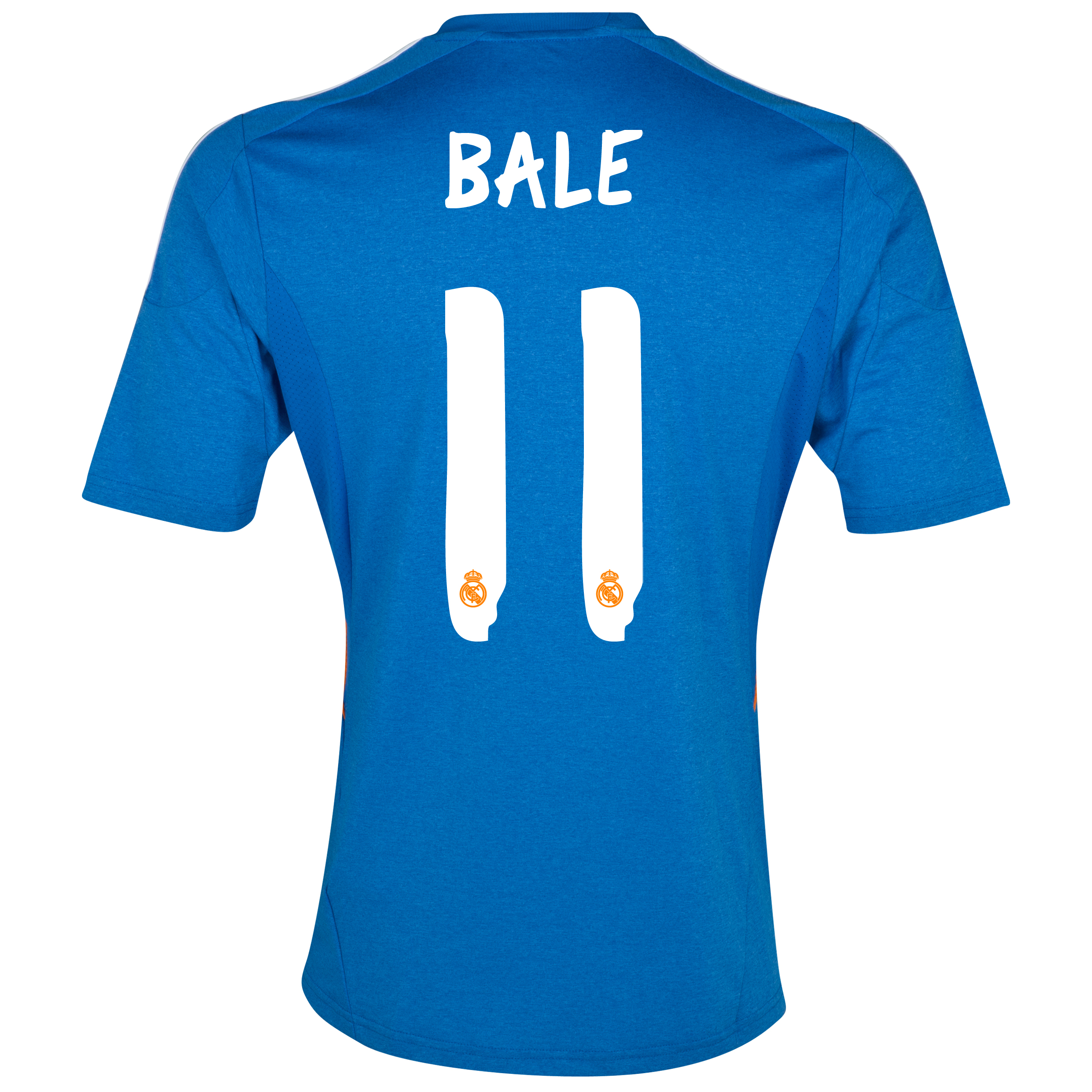 Real Madrid Away Shirt 2013/14 with Bale 11 printing