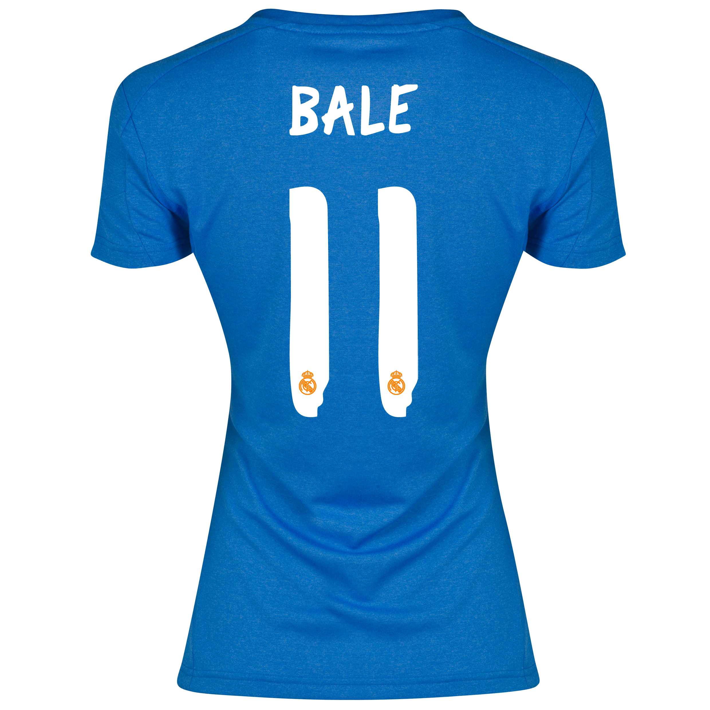 Real Madrid Away Shirt 2013/14 - Womens with Bale 11 printing