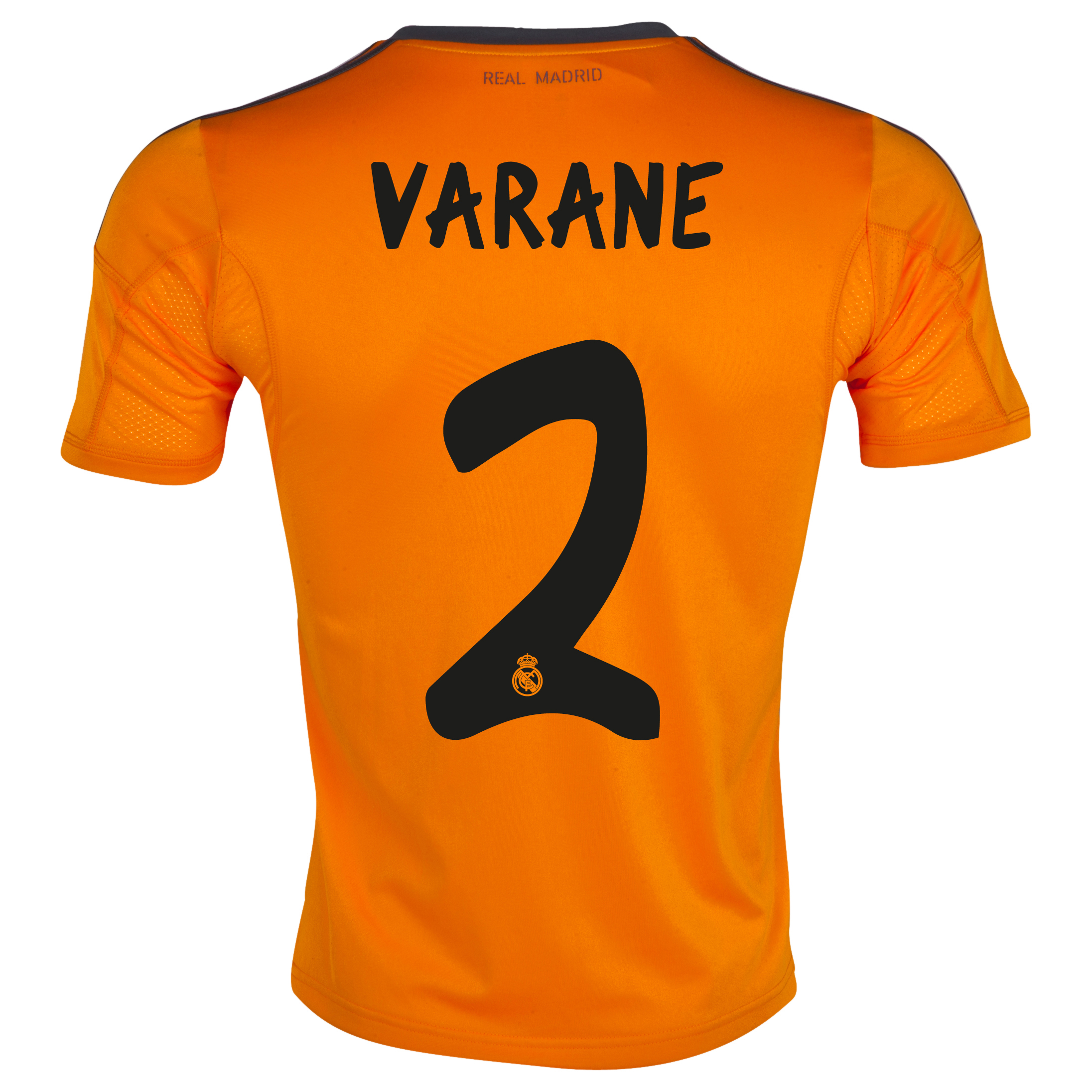Real Madrid Third Shirt 2013/14 with Varane 2 printing