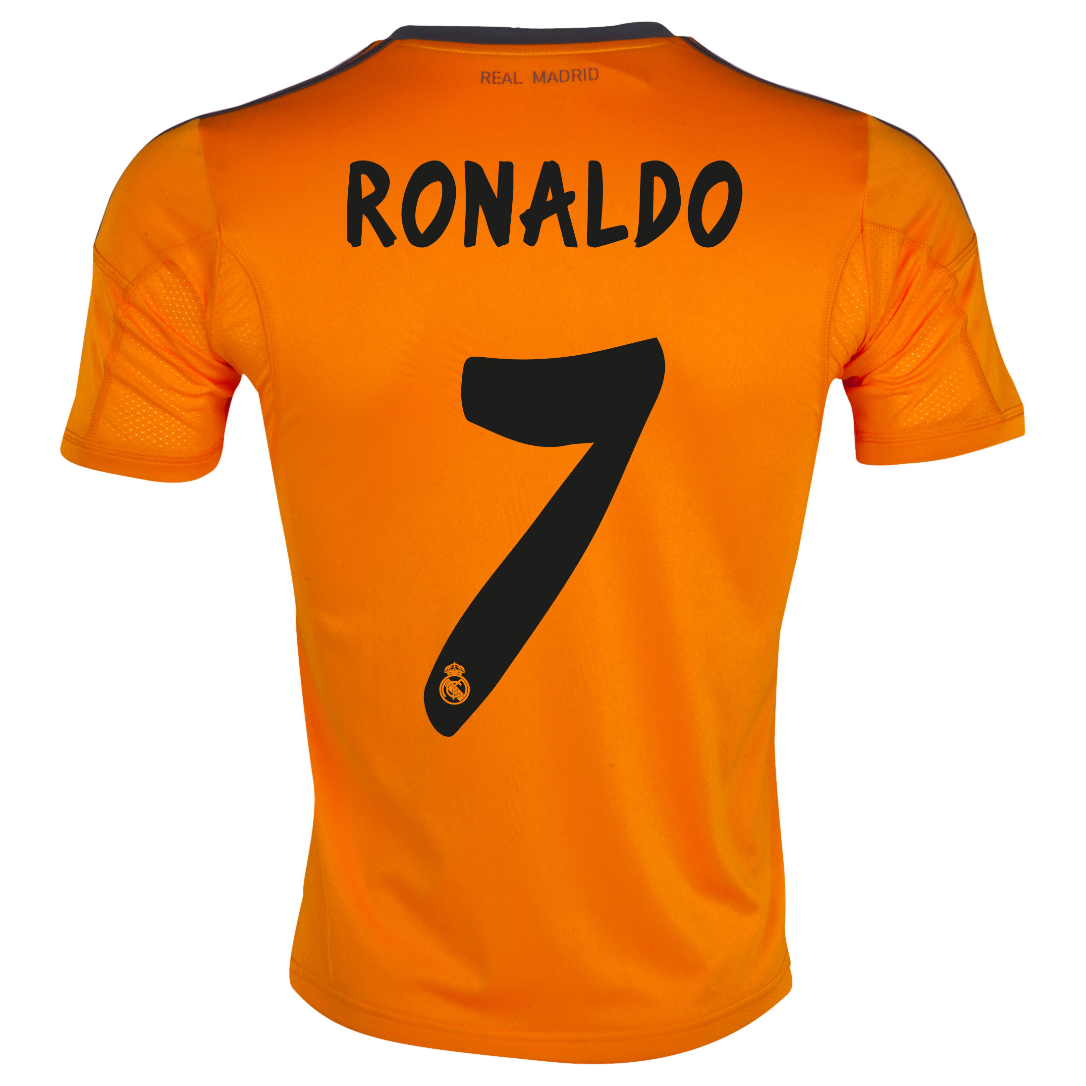 Real Madrid Third Shirt 2013/14 with Ronaldo 7 printing