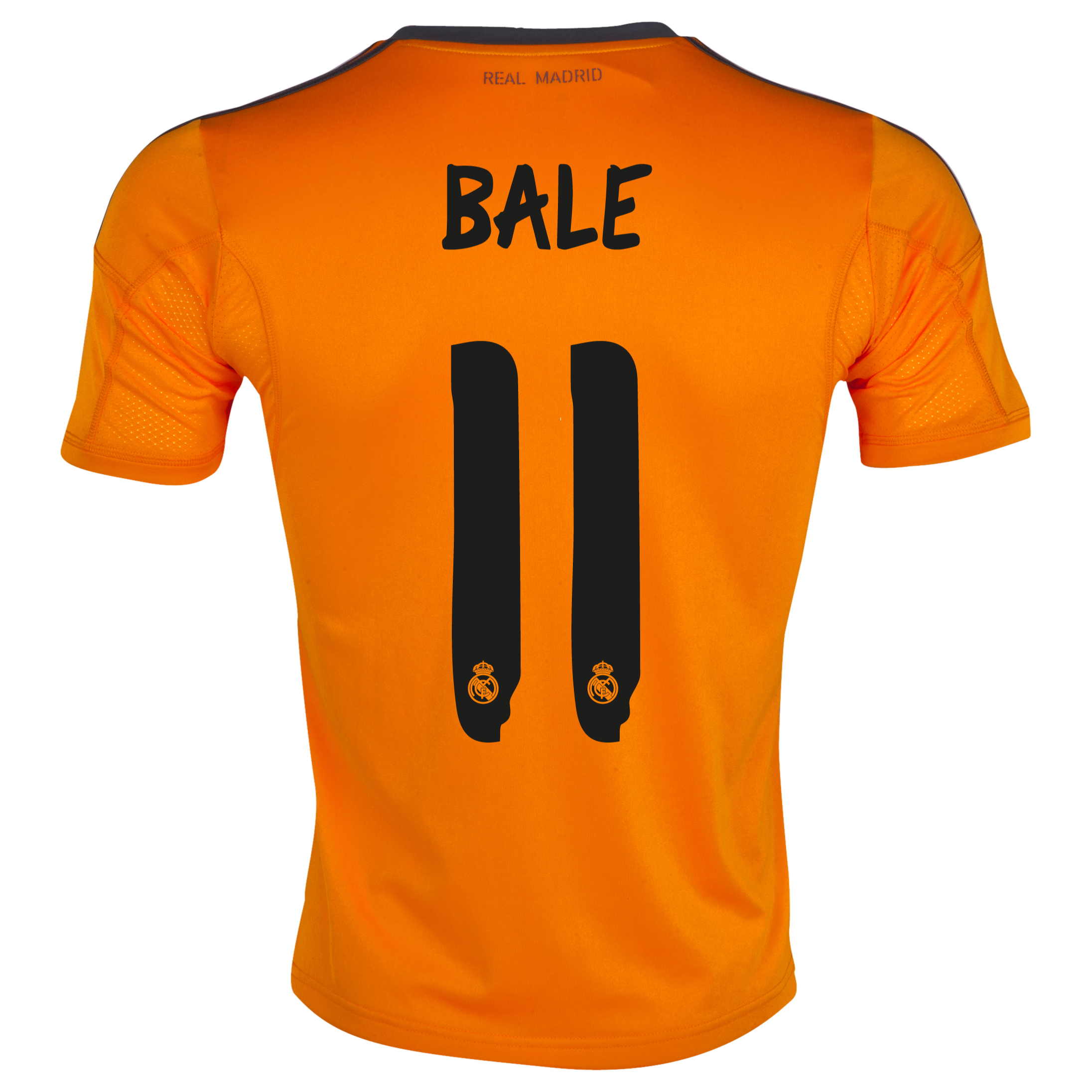 Real Madrid Third Shirt 2013/14 with Bale 11 printing