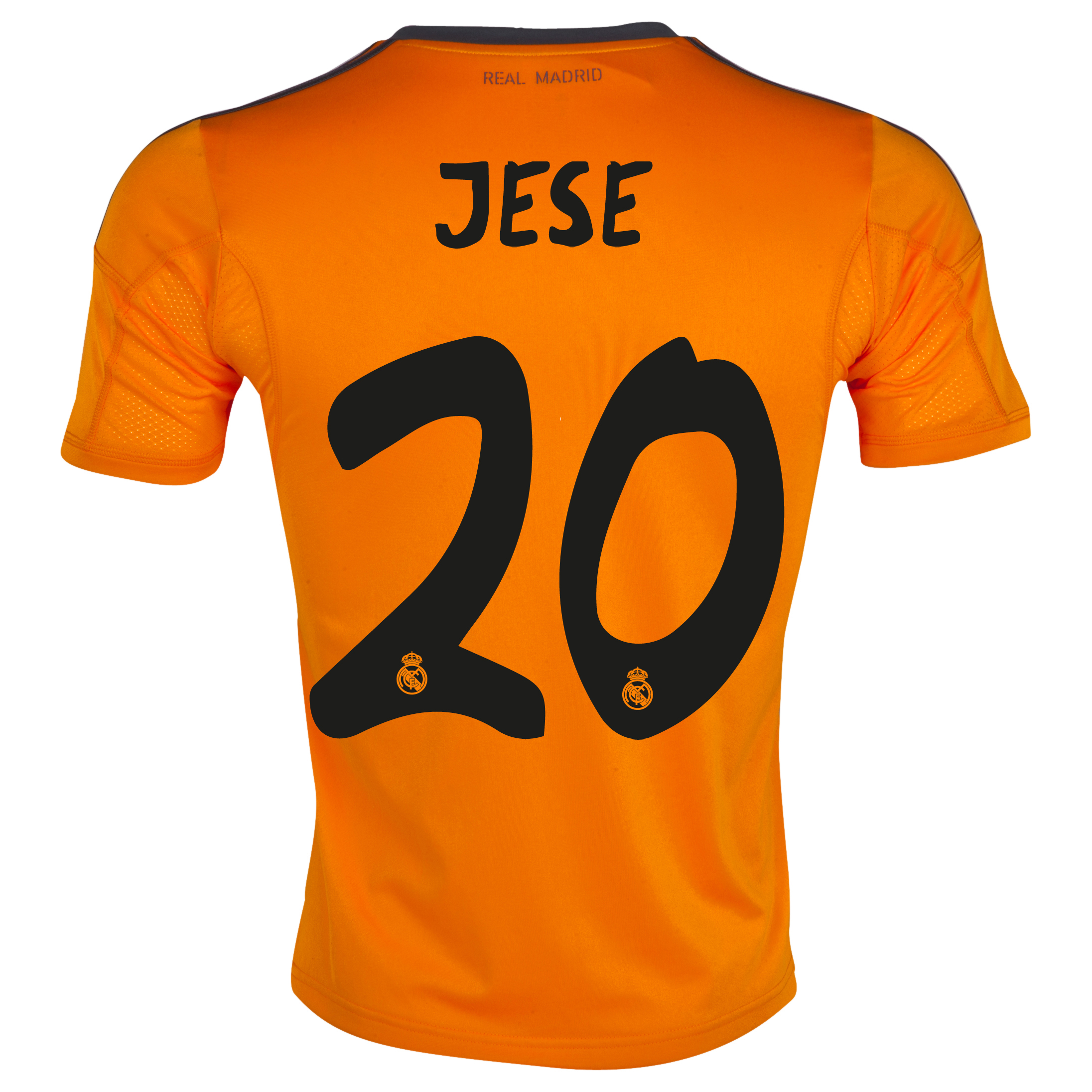 Real Madrid Third Shirt 2013/14 with Jese 20 printing