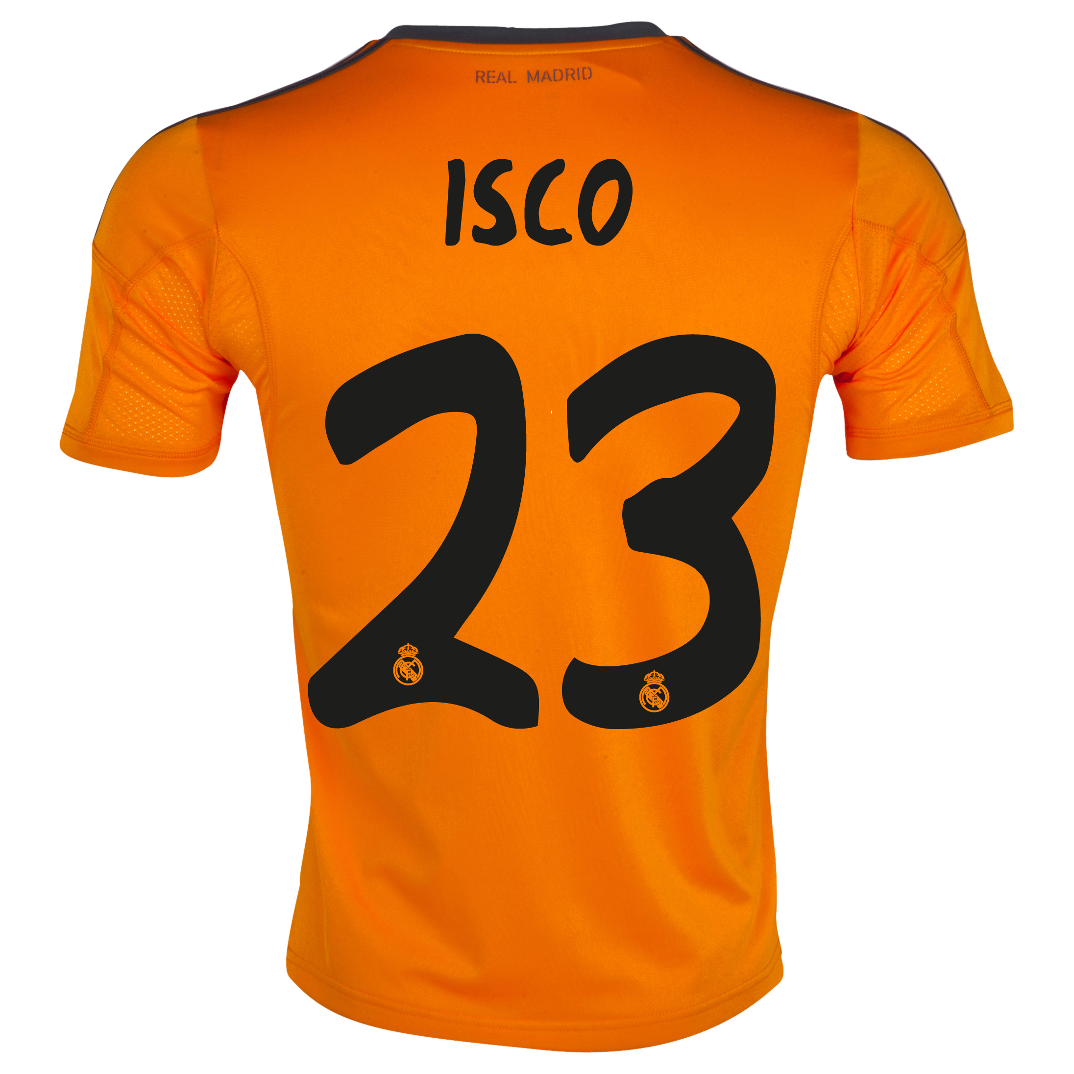 Real Madrid Third Shirt 2013/14 with Isco 23 printing