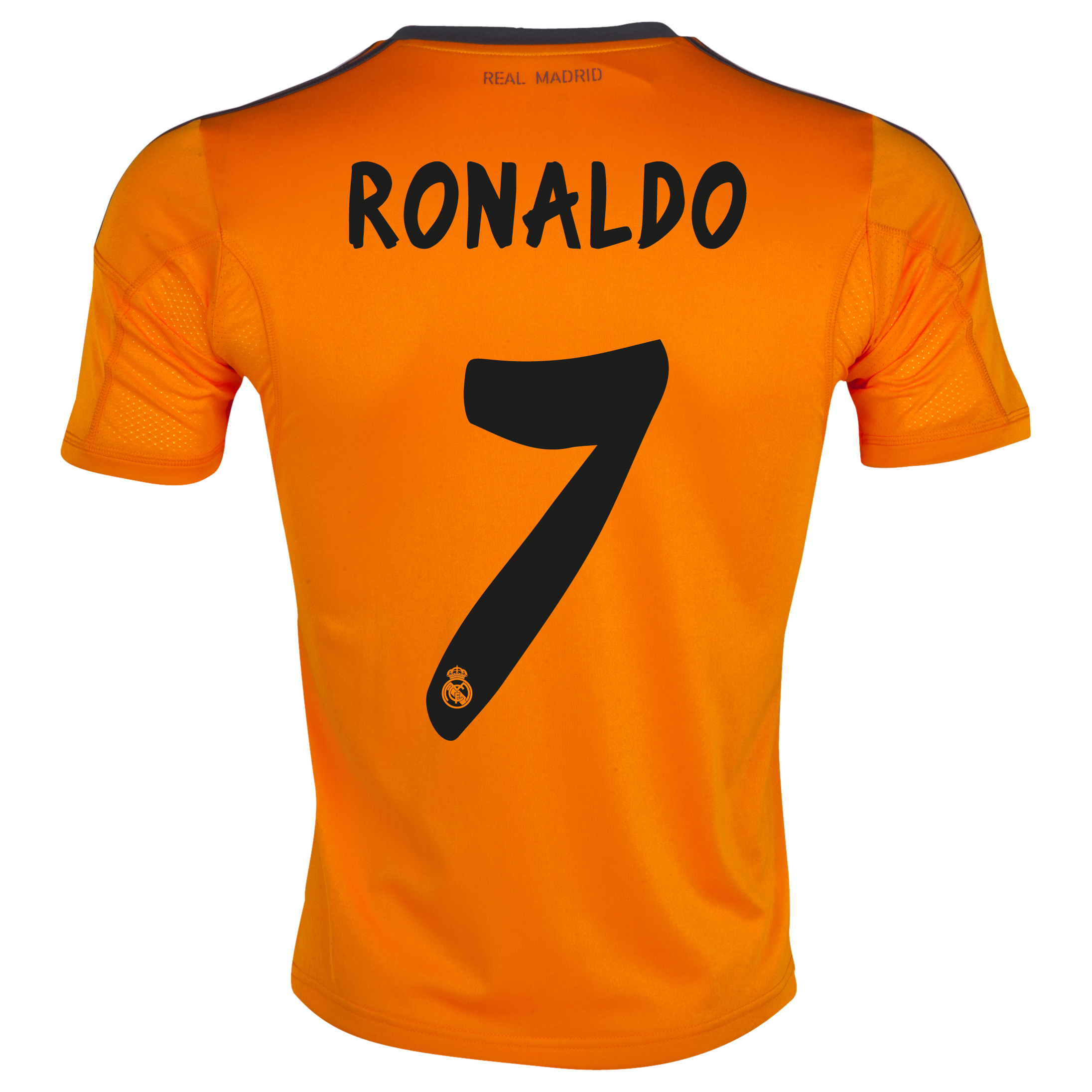 Real Madrid Third Shirt 2013/14 - Kids with Ronaldo 7 printing