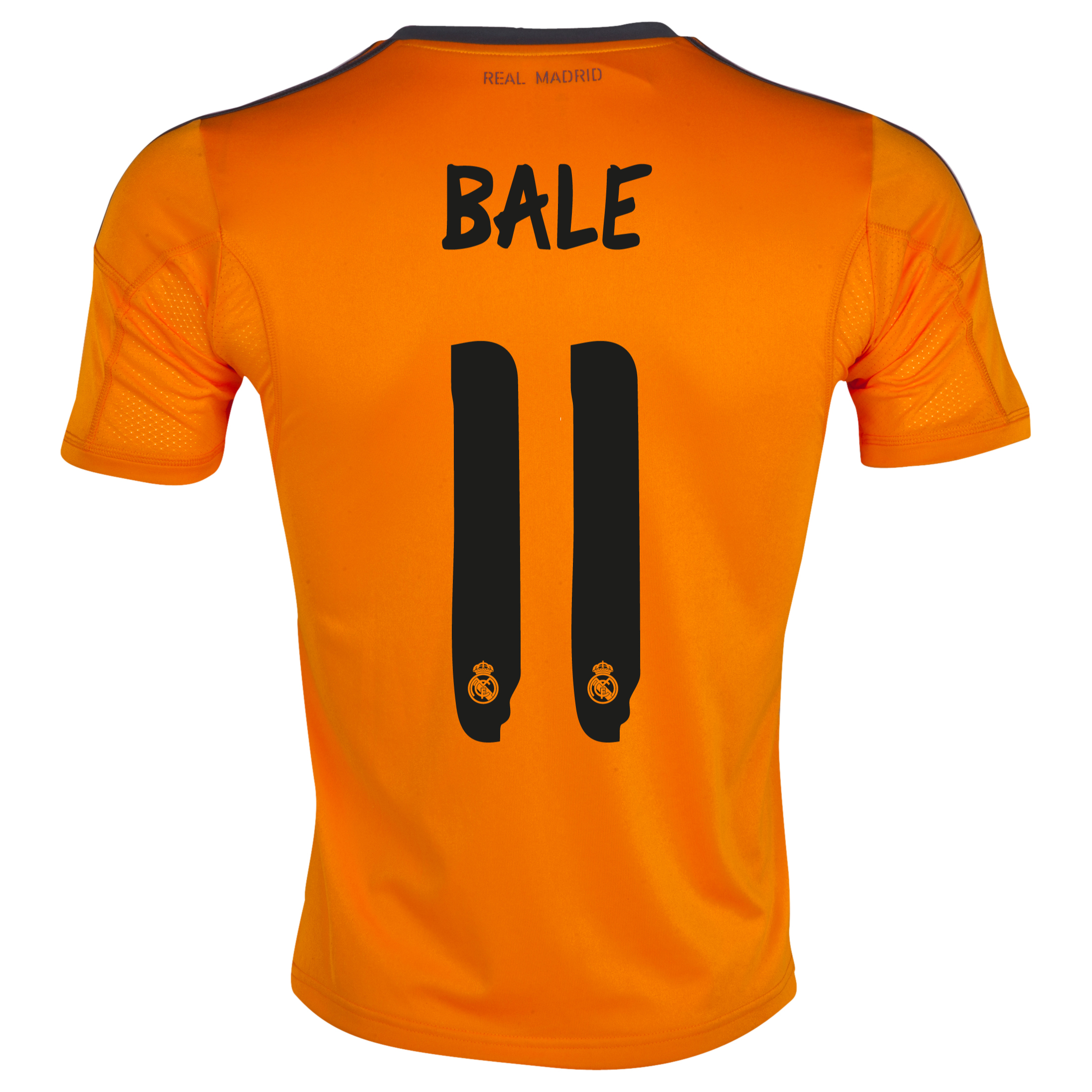 Real Madrid Third Shirt 2013/14 - Kids with Bale 11 printing