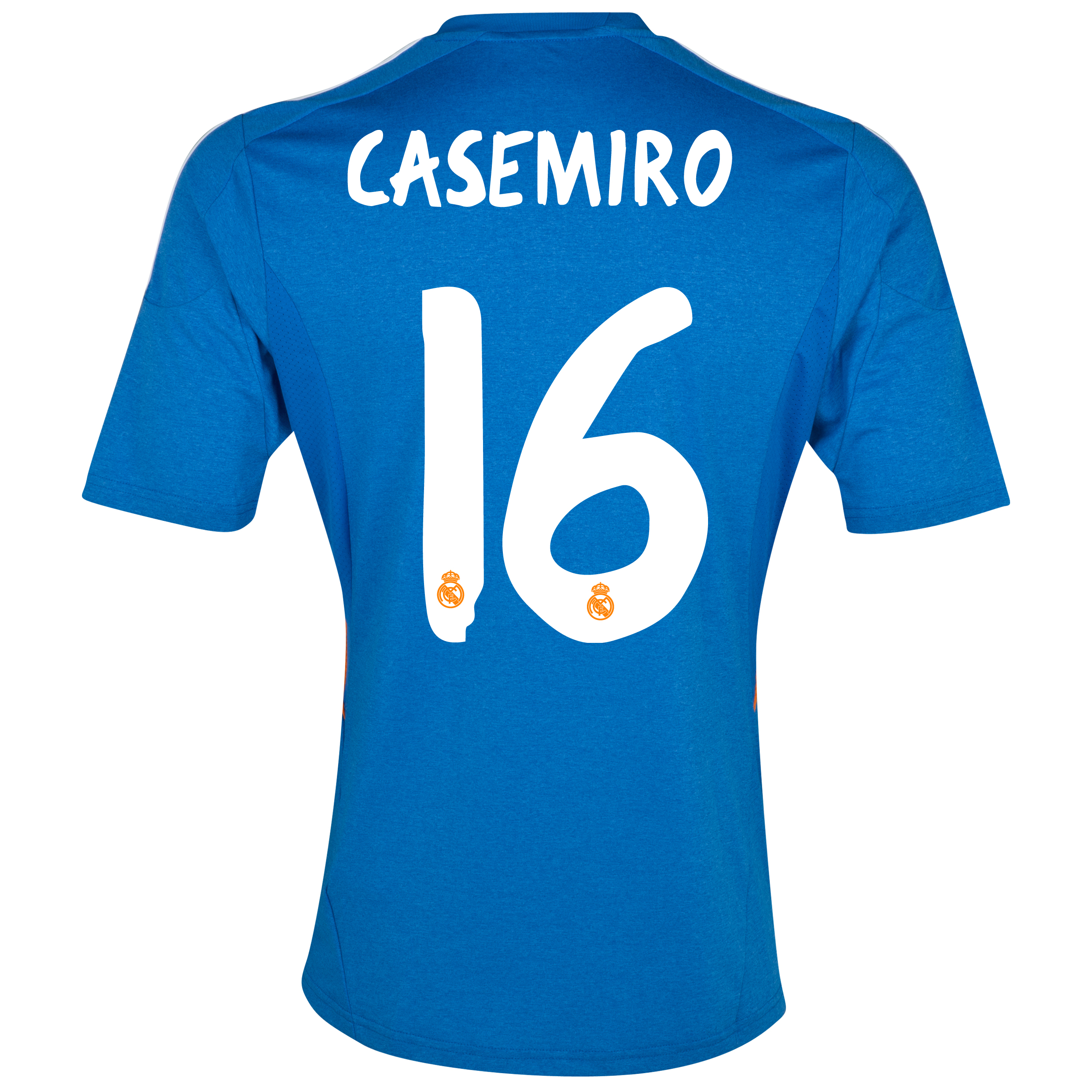 Real Madrid Away Shirt 2013/14 with Casemiro 16 printing