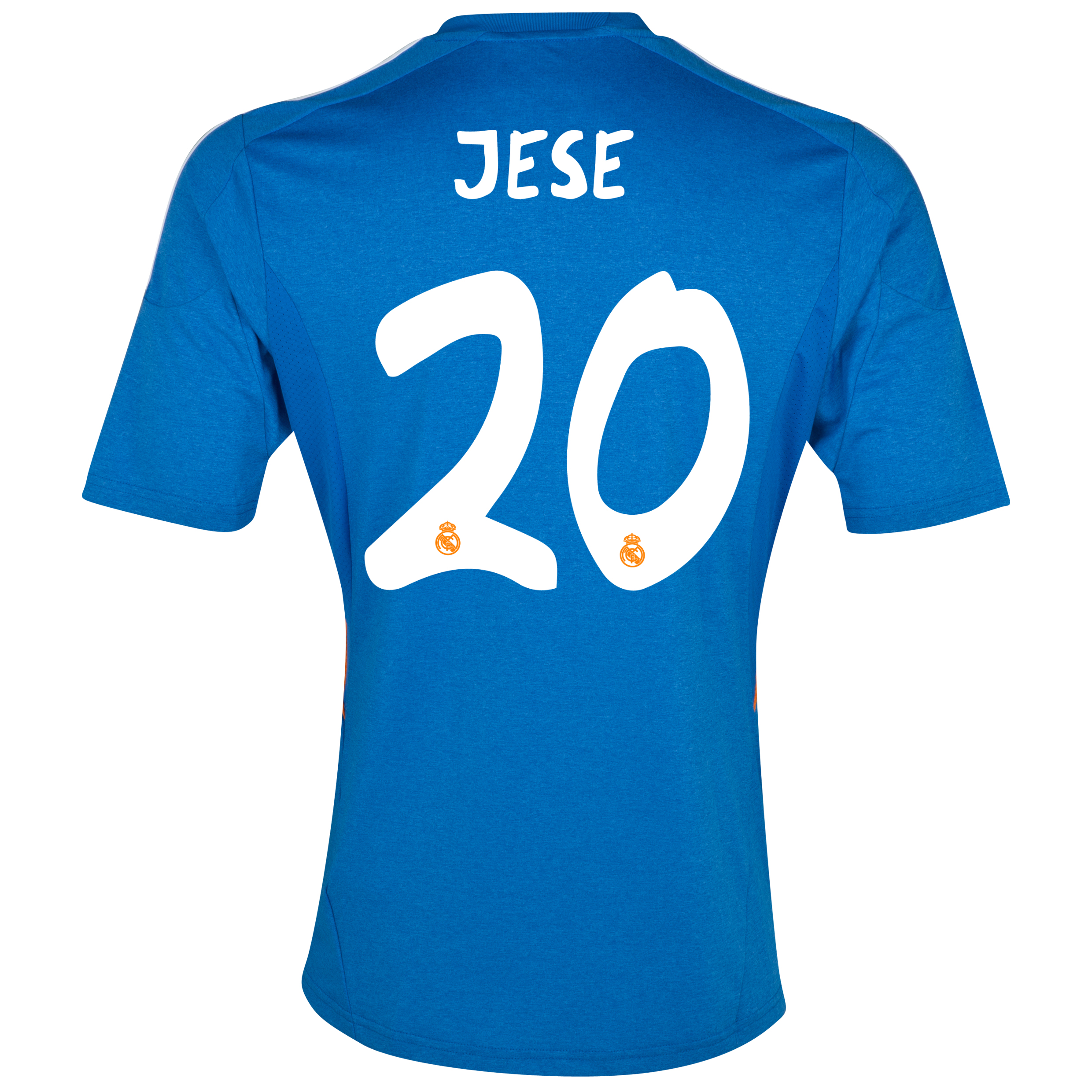 Real Madrid Away Shirt 2013/14 with Jese 20 printing