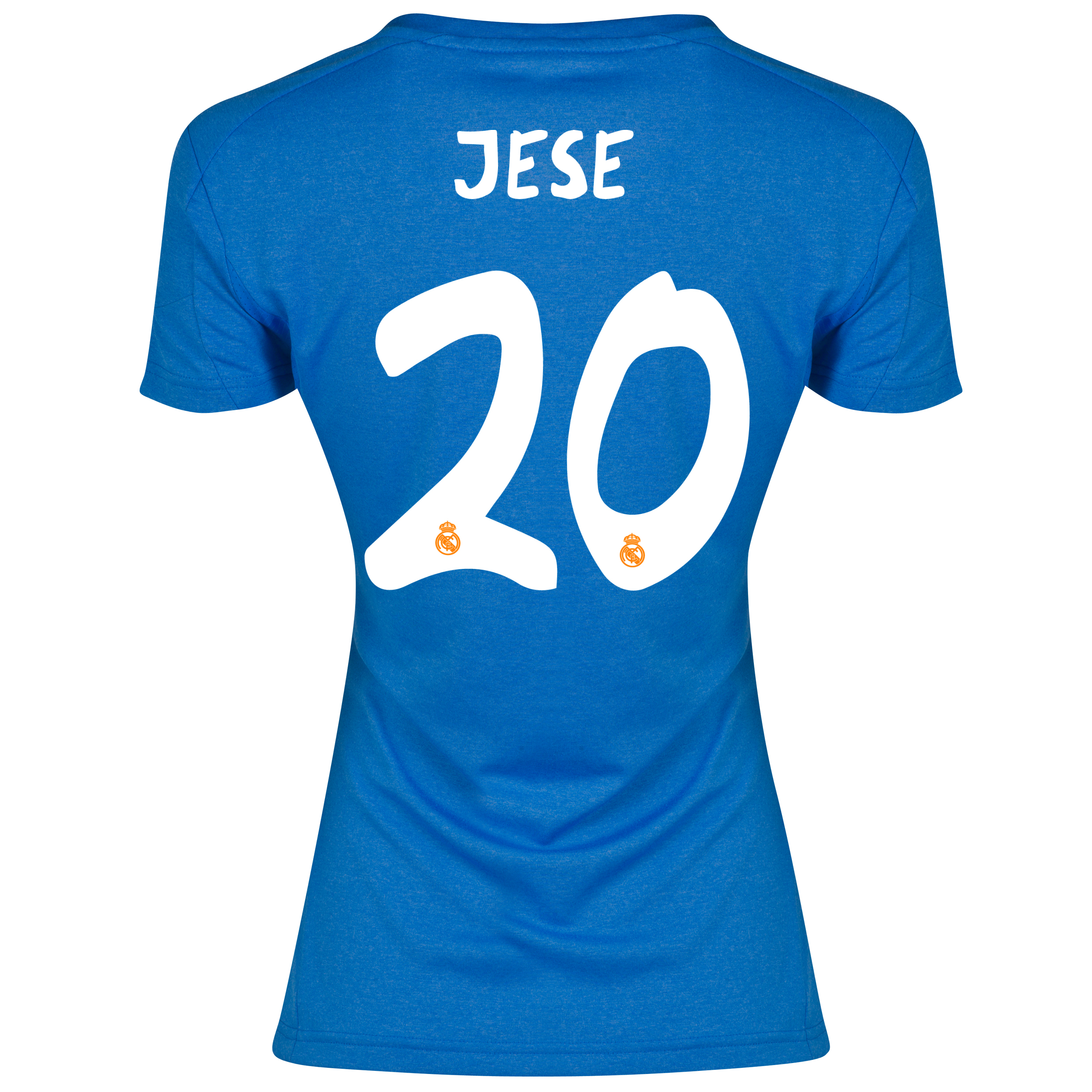 Real Madrid Away Shirt 2013/14 - Womens with Jese 20 printing