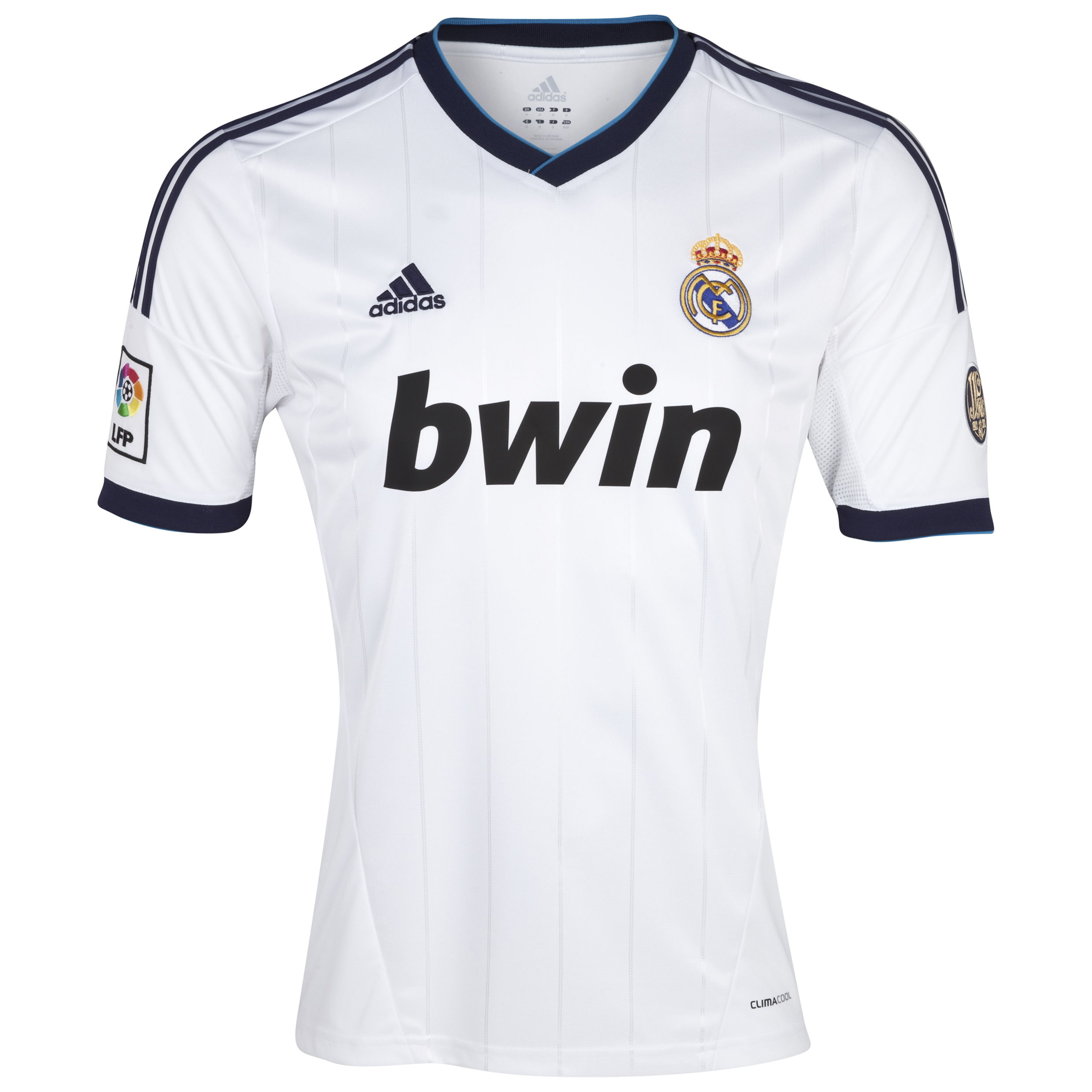 Camiseta 1 equipacin del Real Madrid 2012/13