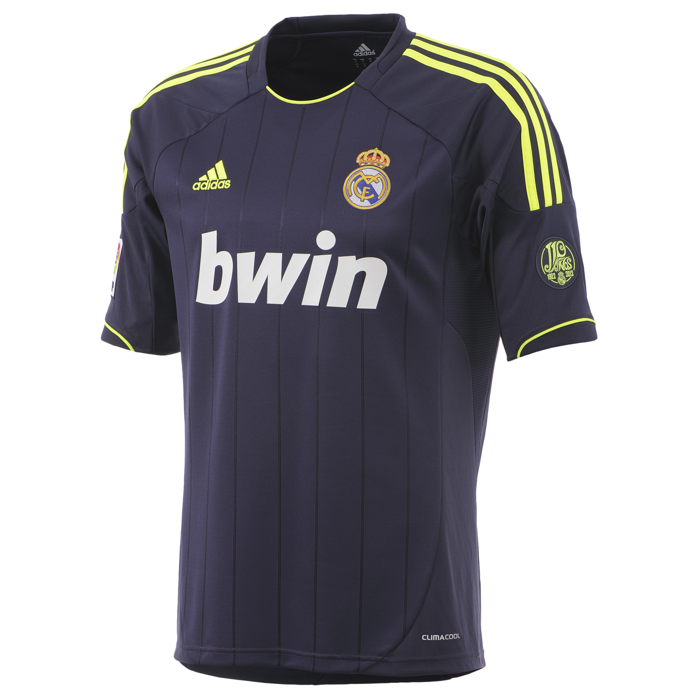 Camiseta visitante Real Madrid 2012/13 - Niño