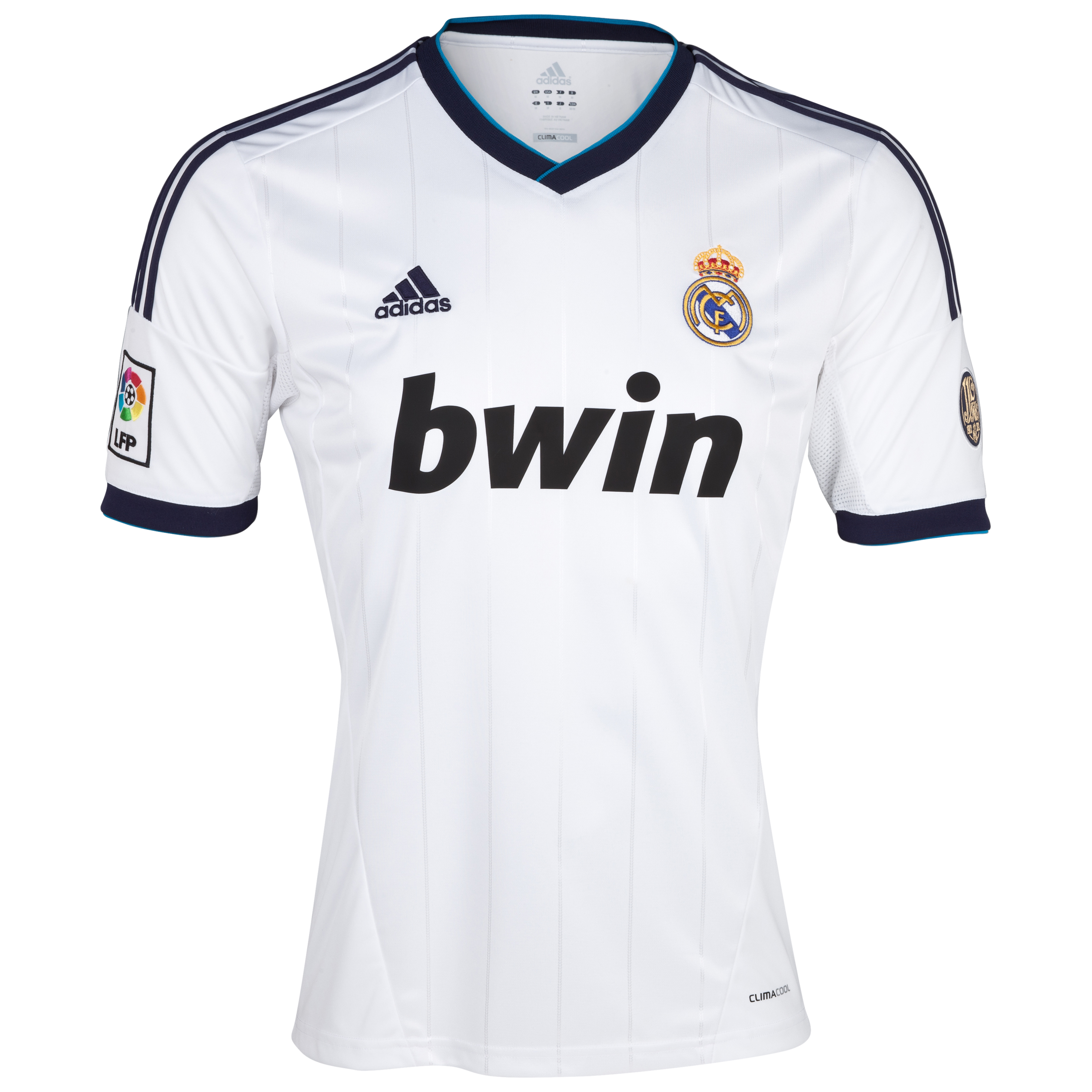 Camiseta 1 equipacin del Real Madrid 2012/13 Cadete