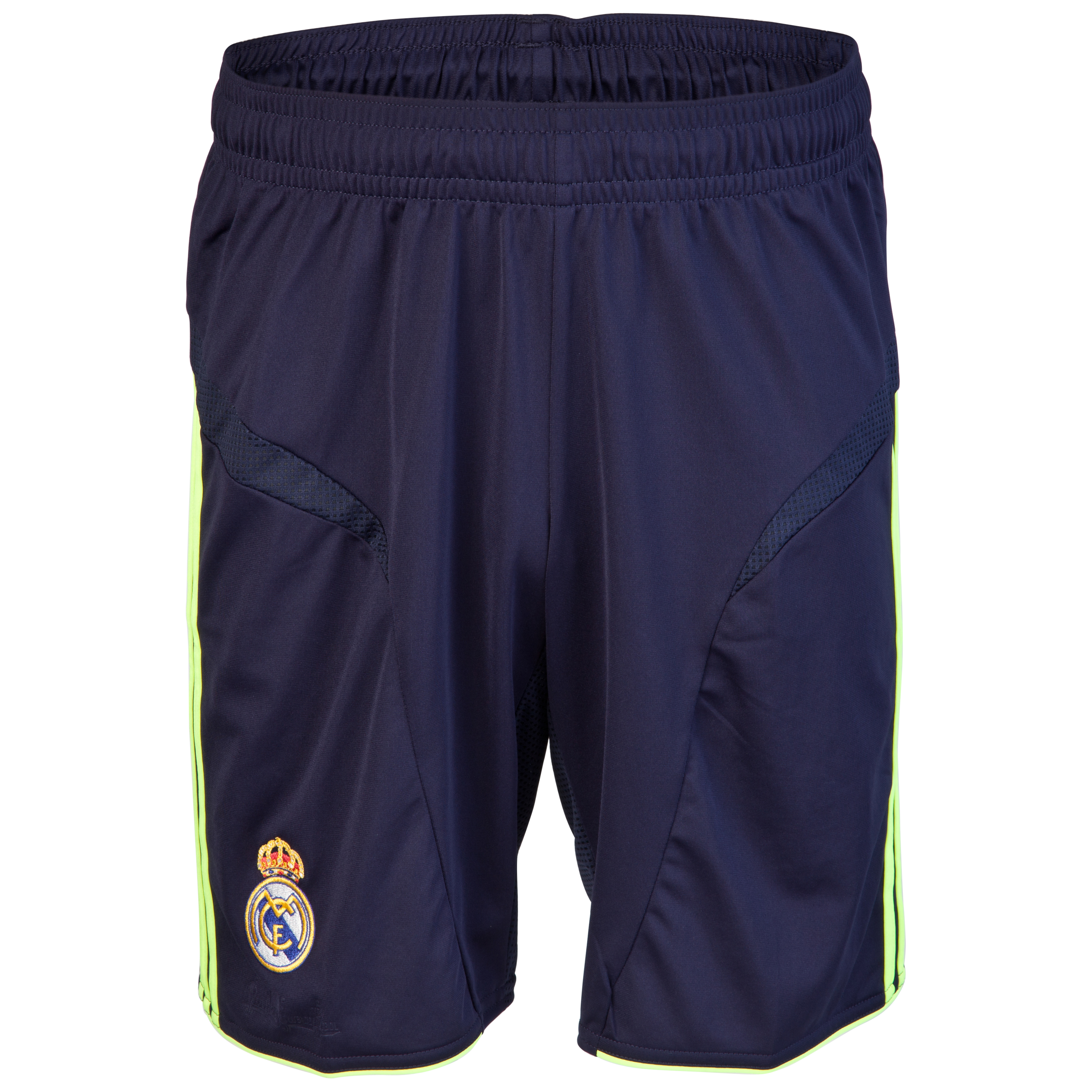 Pantaln corto visitante Real Madrid 2012/13