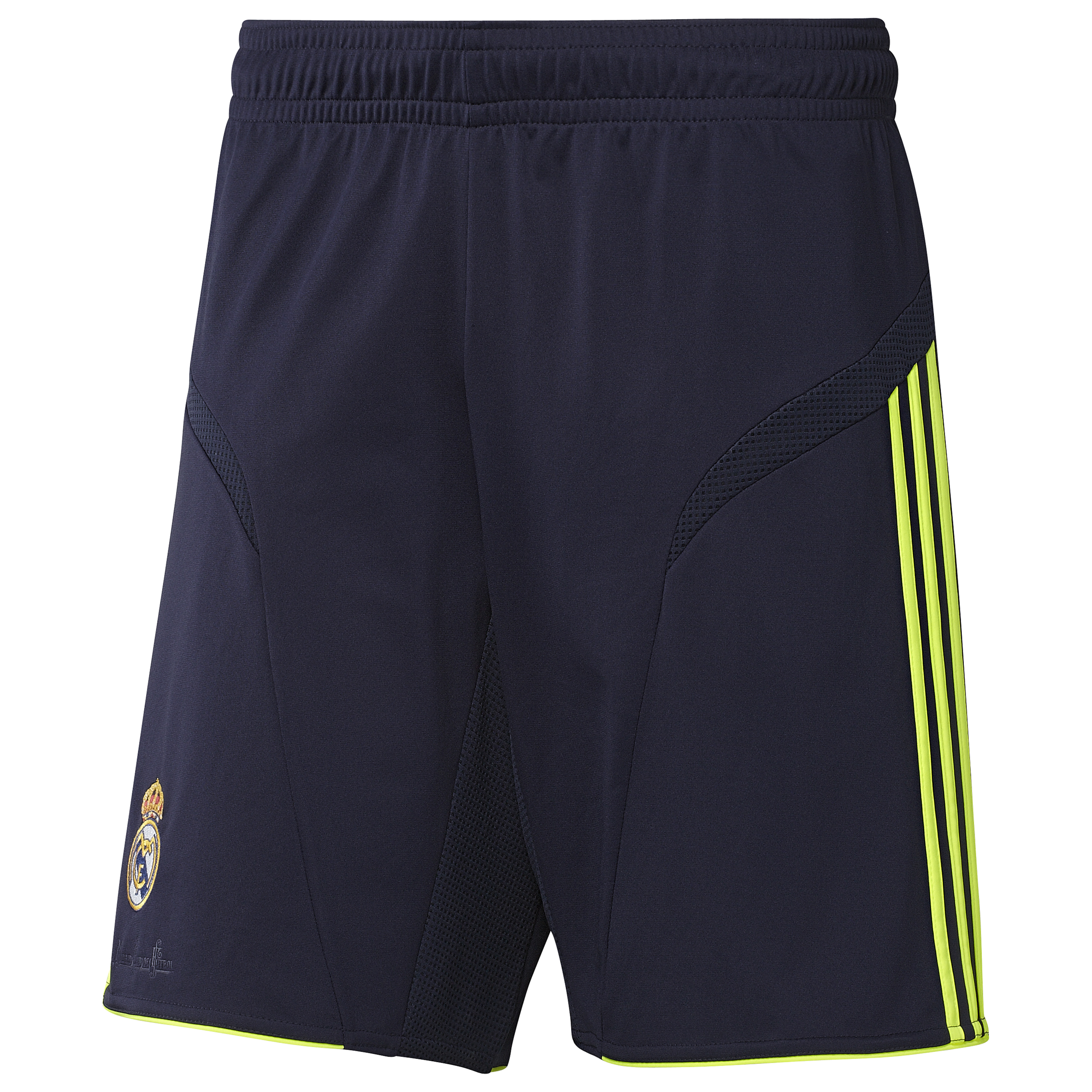 Pantaln corto visitante Real Madrid 2012/13 - Joven