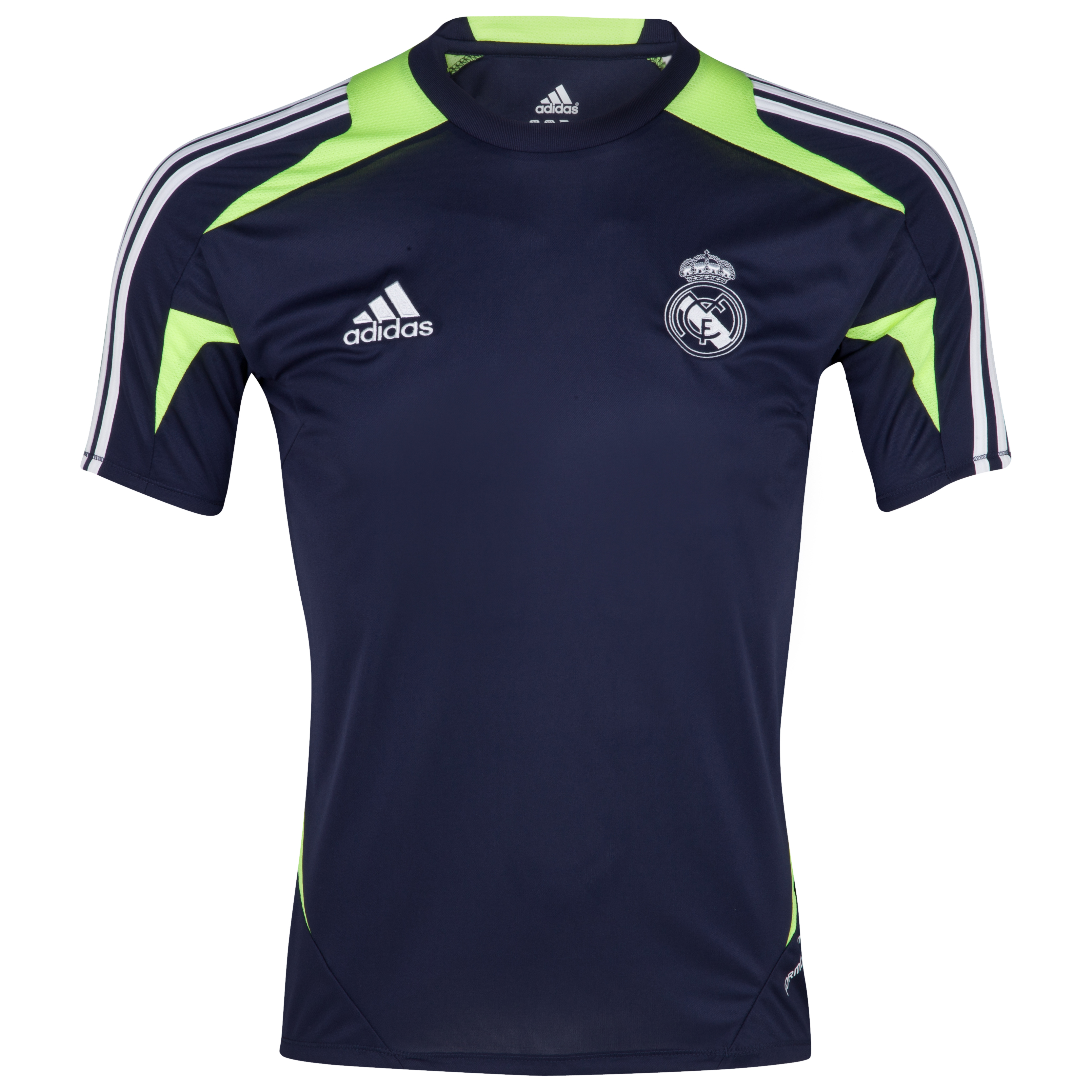 Real Madrid Training Jersey - Turquoise/White